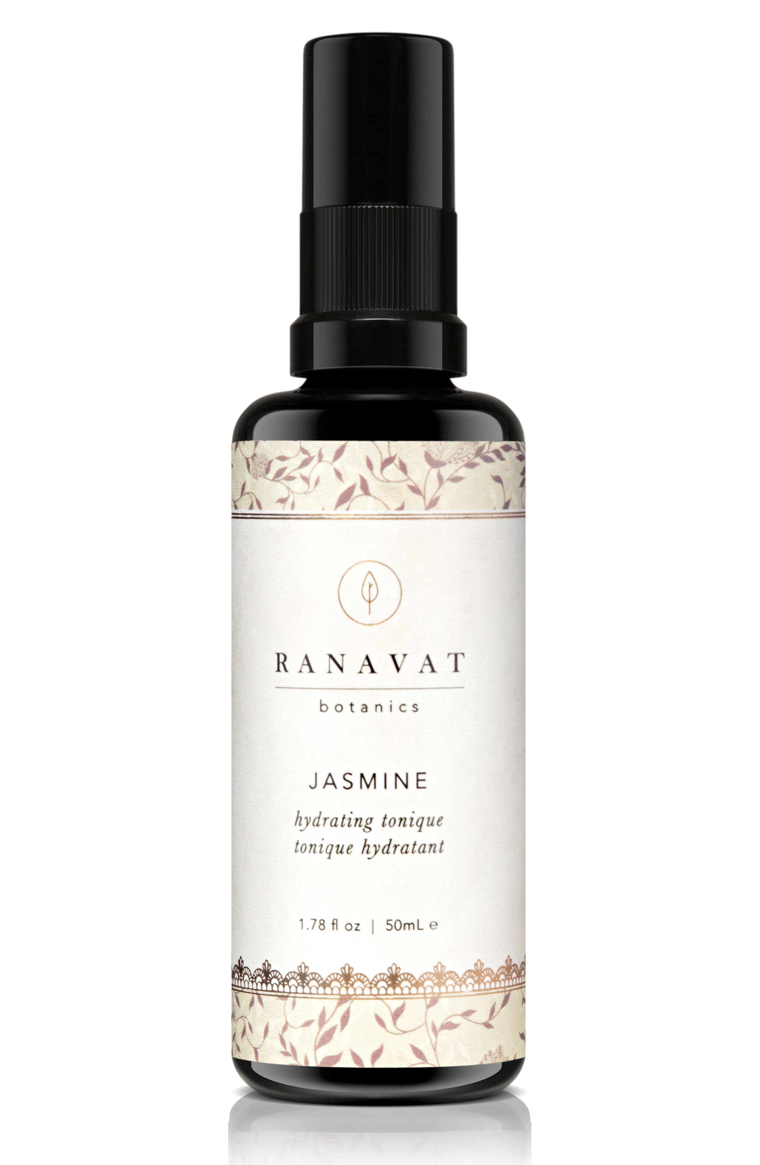 Jasmine Hydrating Tonique,                             Main thumbnail 1, color,                             No Color