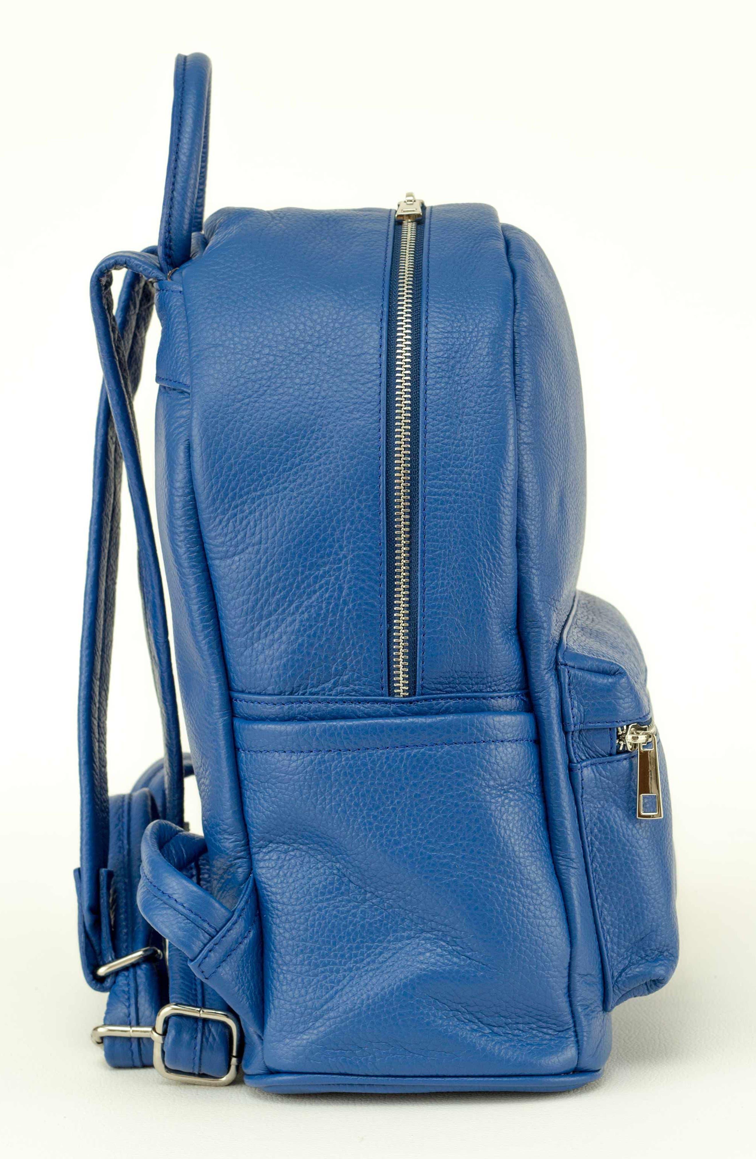 Alternate Image 3  - MONTEZEMOLO Leather Backpack