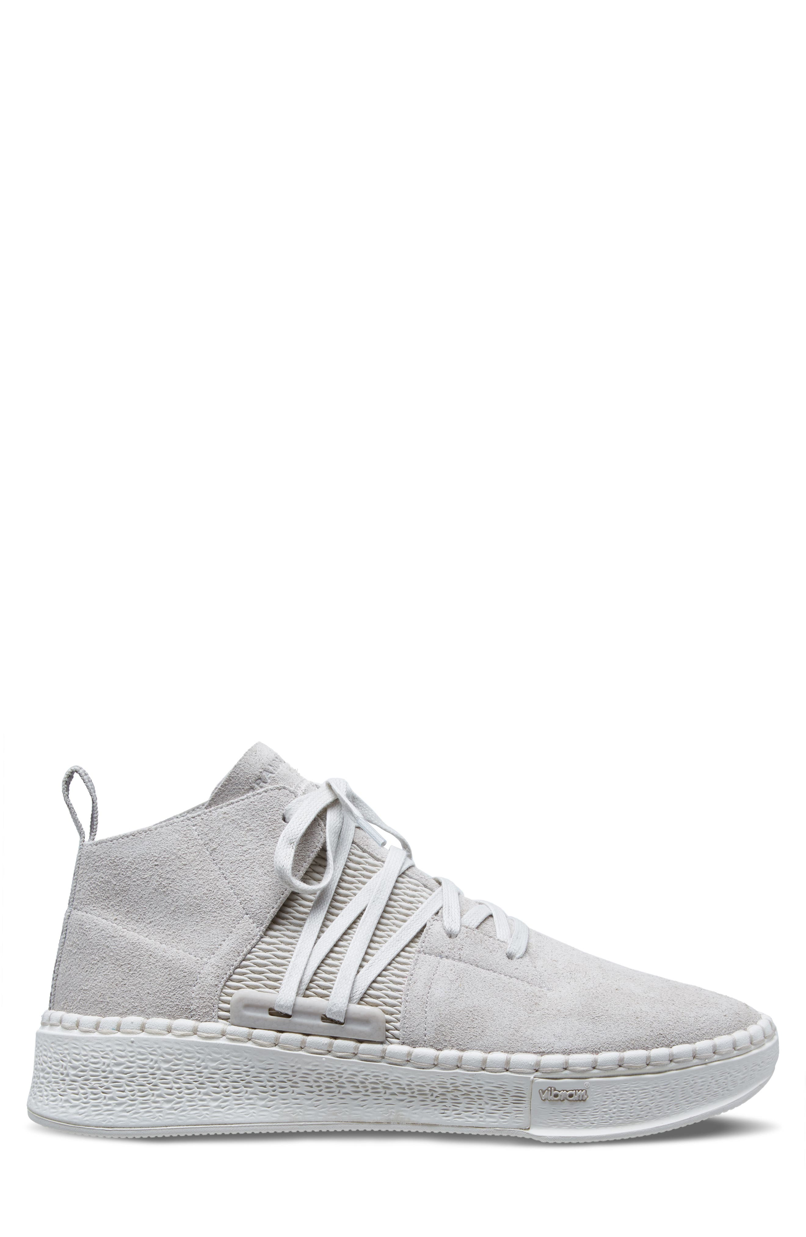 Delta Sneaker,                             Alternate thumbnail 3, color,                             Beige