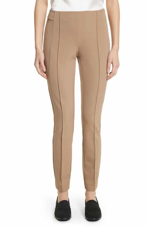 Lafayette 148 New York 'Gramercy' Acclaimed Stretch Pants (Regular & Petite) Compare Price