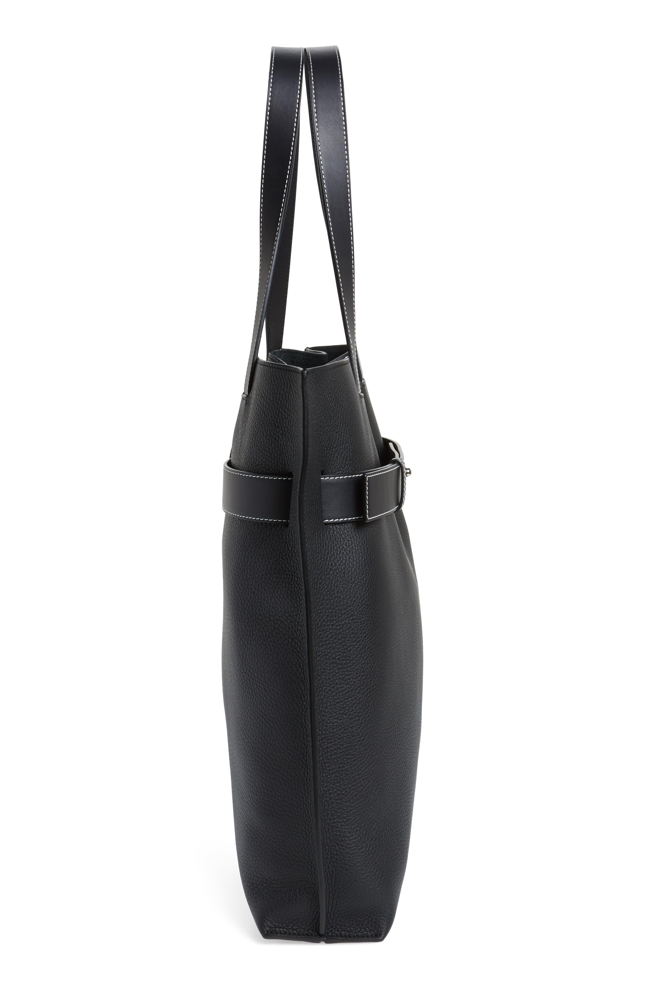 Alternate Image 5  - Loewe Leather Tote Bag