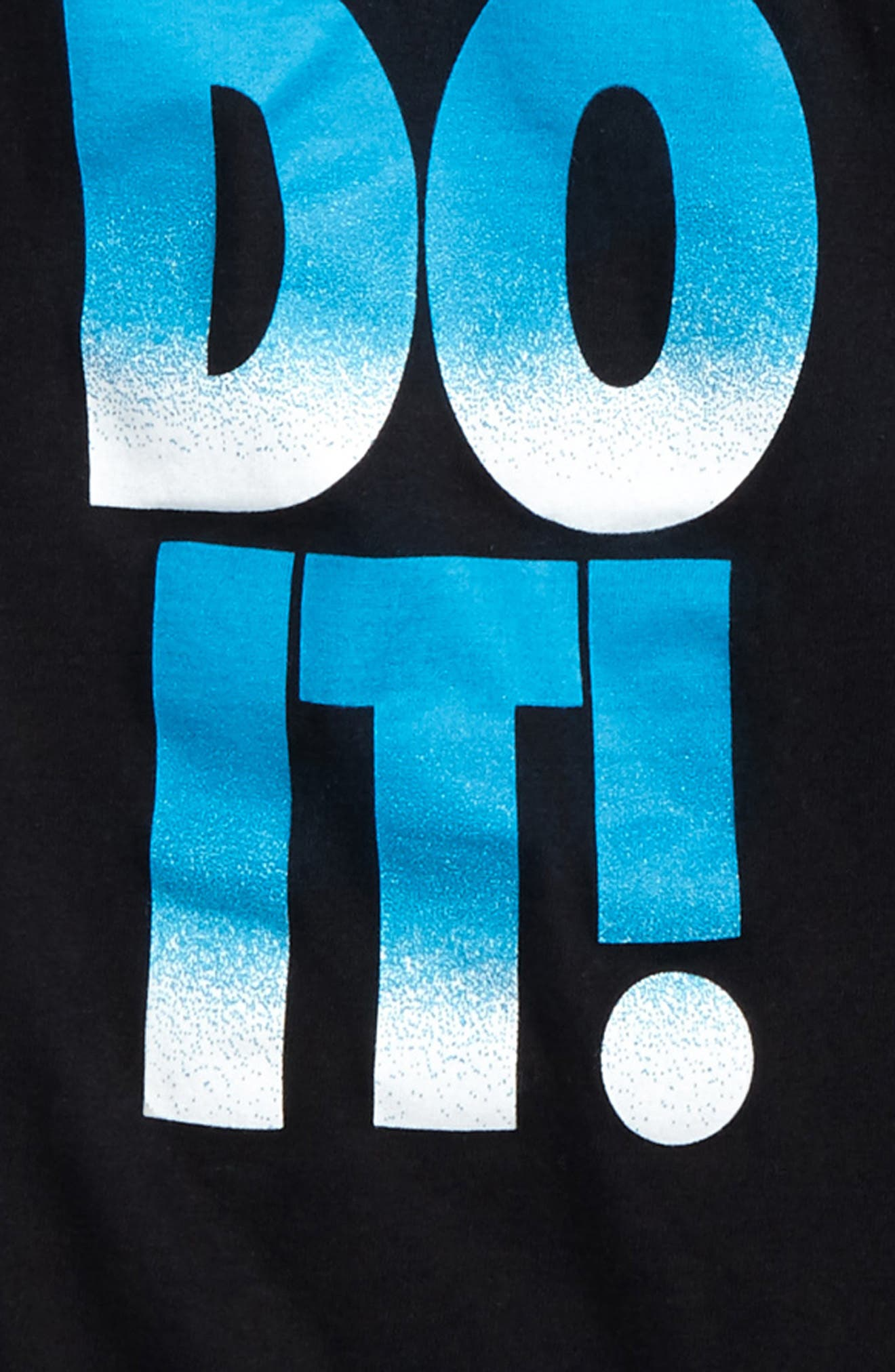 Alternate Image 2  - Nike Just Do It Graphic T-Shirt (Little Boys & Big Boys)