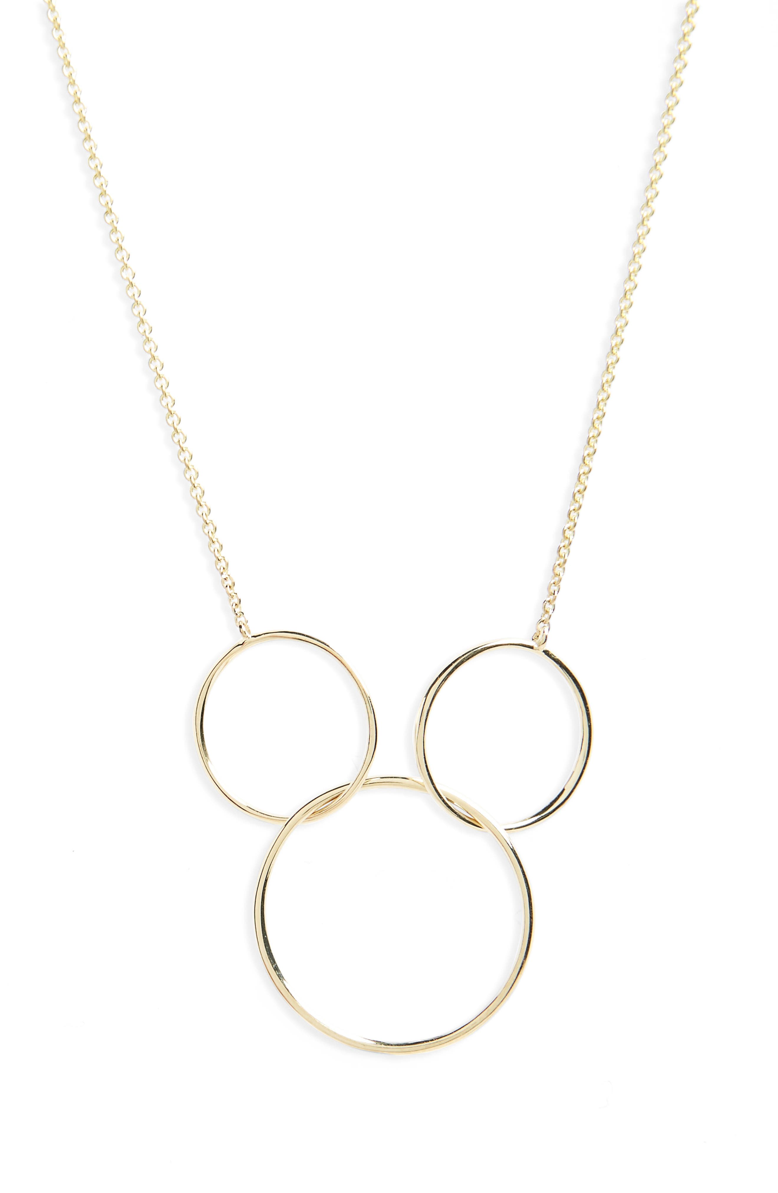 Main Image - Bony Levy Pendant Necklace (Nordstrom Exclusive)