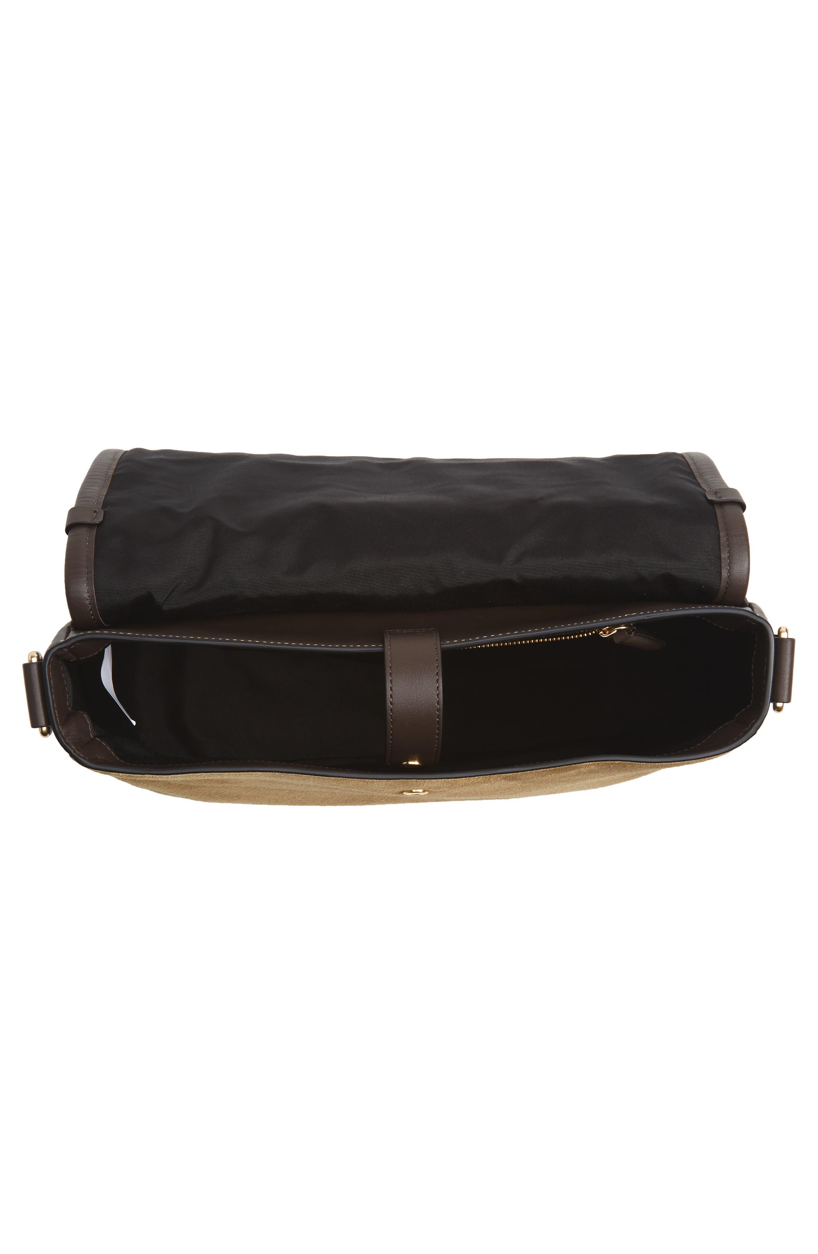 Alternate Image 4  - MARC JACOBS The Squeeze Suede Shoulder Bag