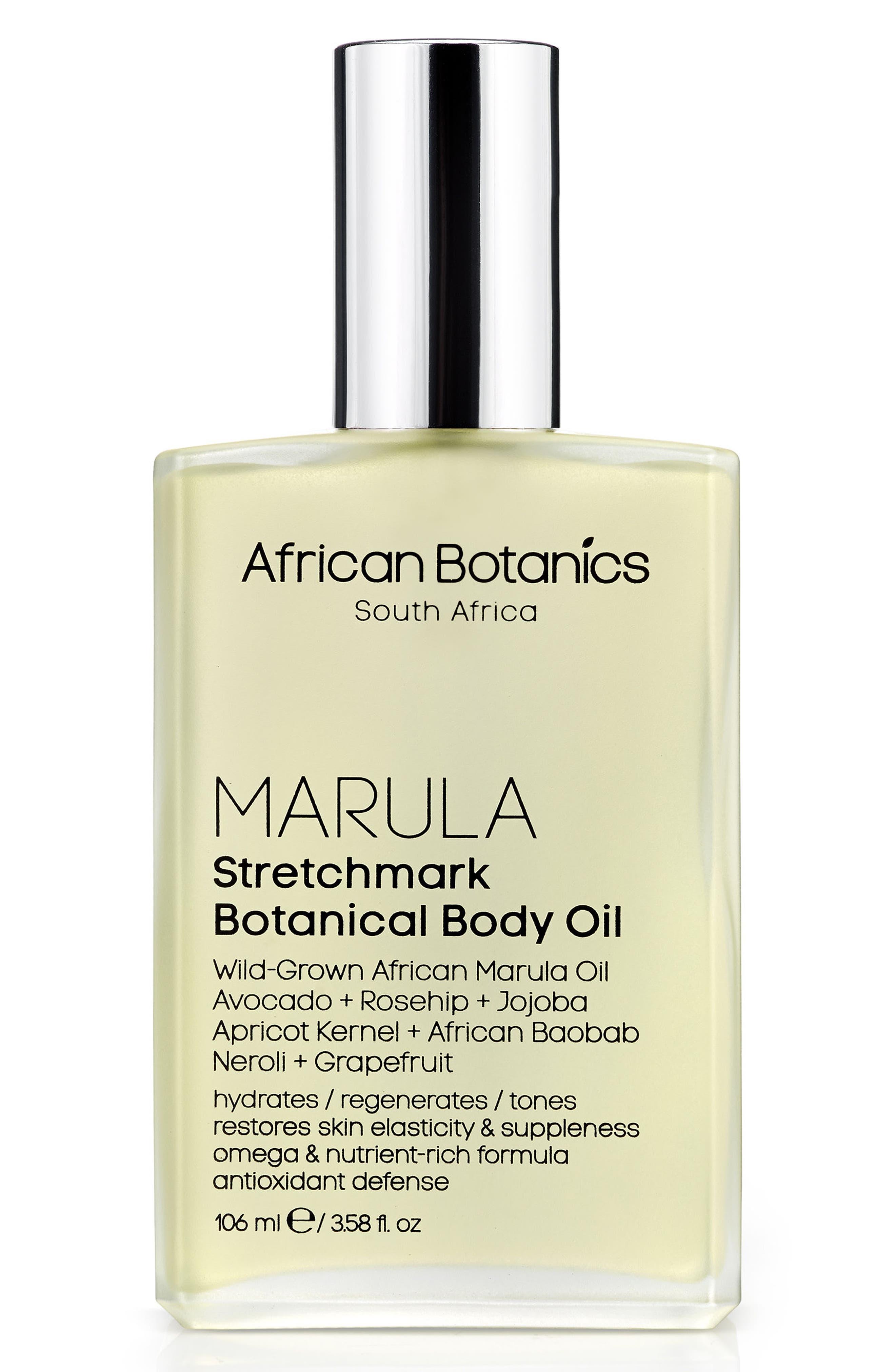 Alternate Image 1 Selected - African Botanics Stretchmark Botanical Body Oil