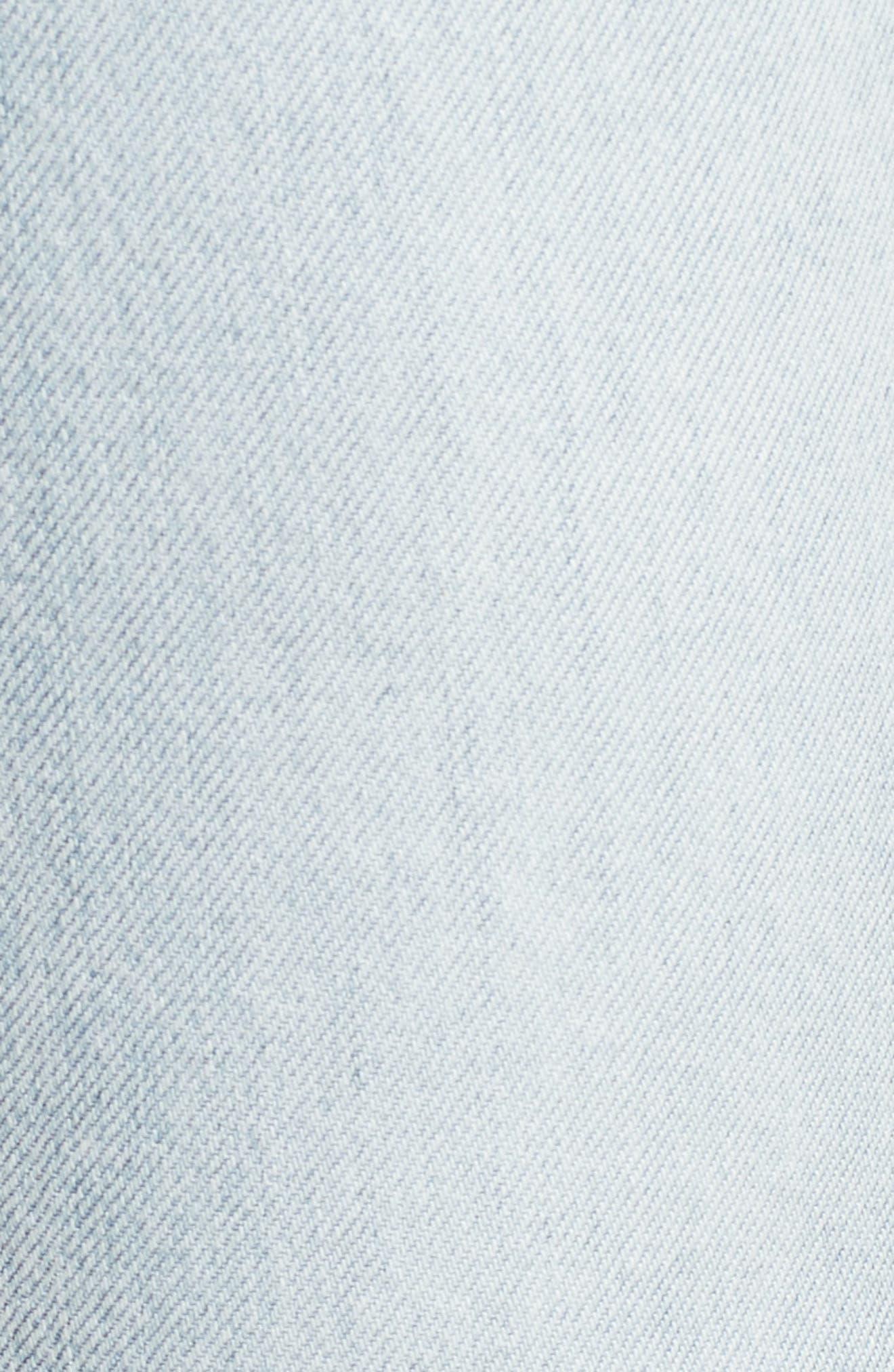 Jeans Jodi Crop Jeans,                             Alternate thumbnail 6, color,                             Bering Wave