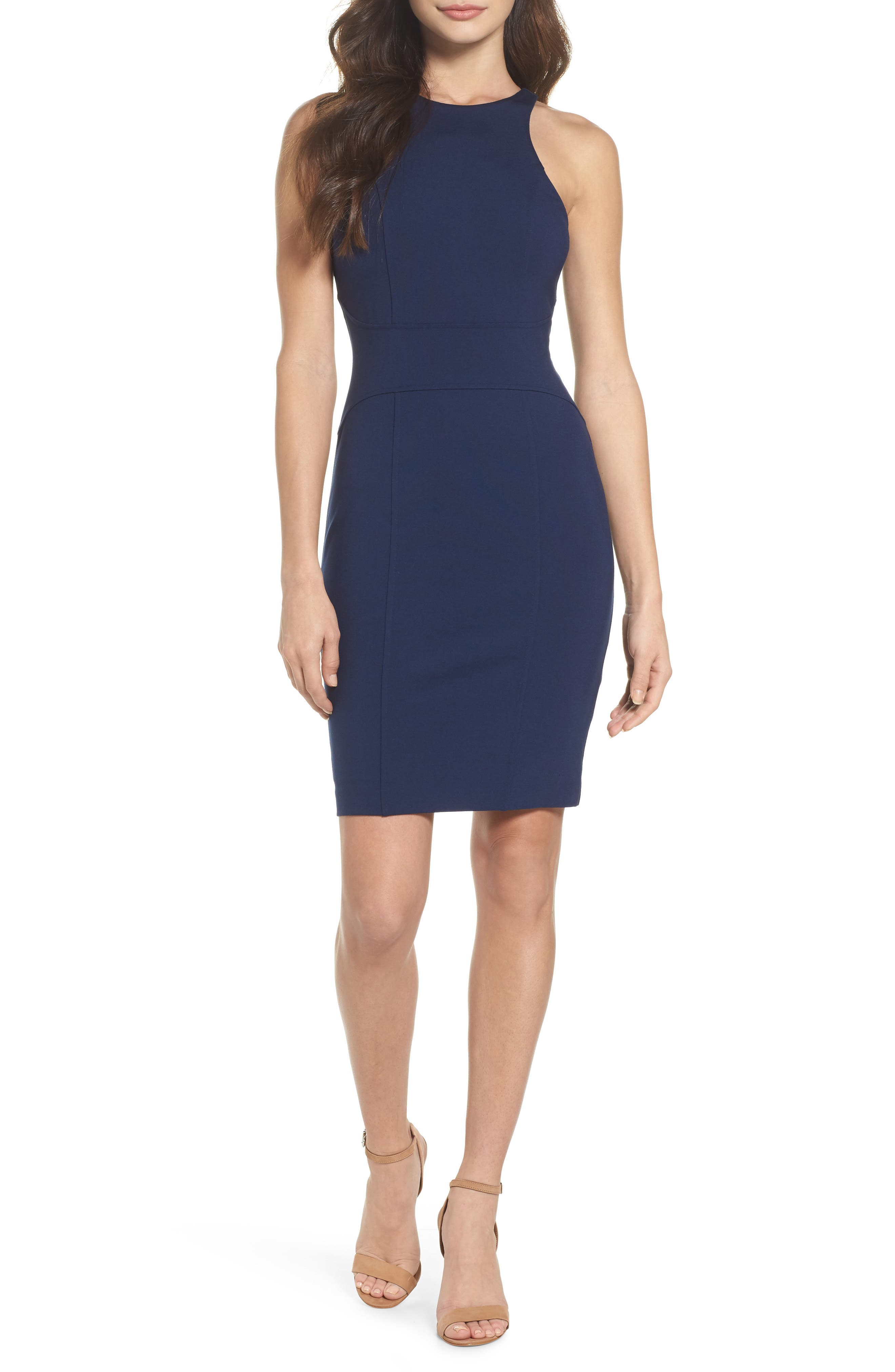 Ali & Jay You Ruin Me Sheath Dress (Nordstrom Exclusive)