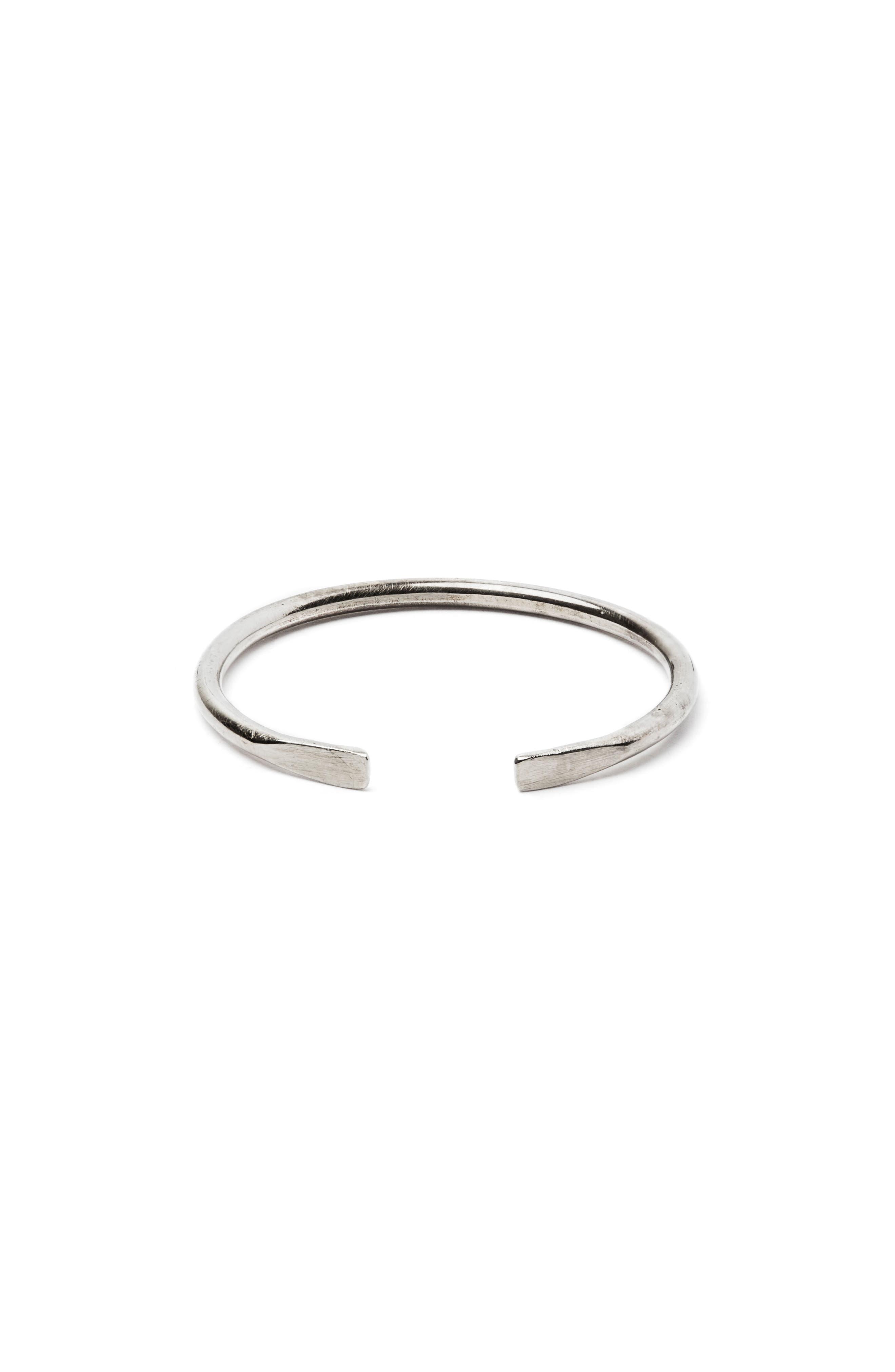 18k White Gold Ring,                         Main,                         color, White