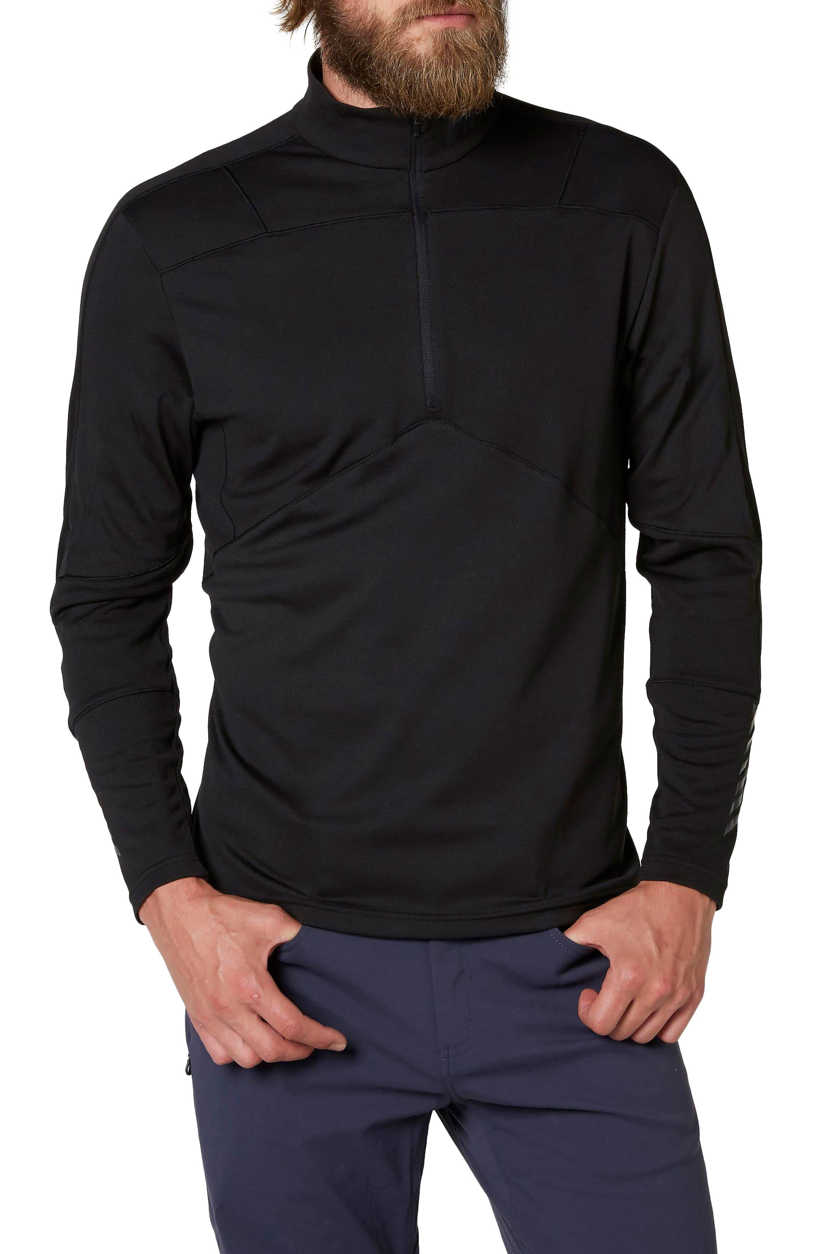 Main Image - Helly Hansen HH® Lifa Quarter Zip Pullover