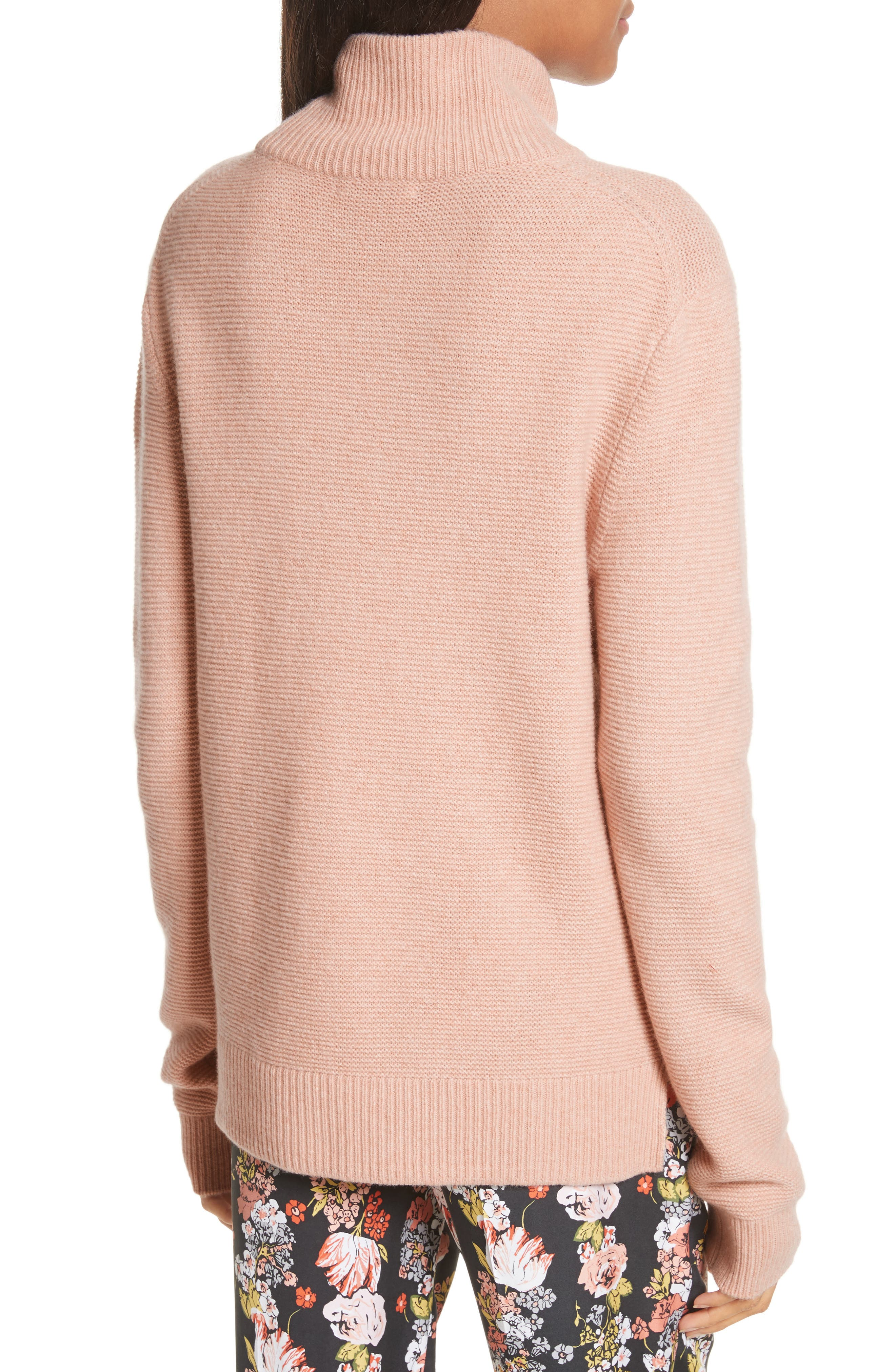 Alternate Image 2  - Equipment Chandler Wool-Blend Turtleneck Sweater