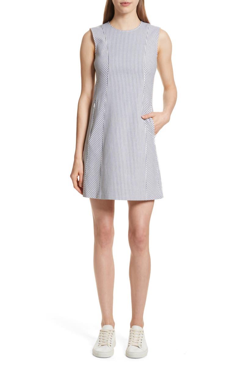 Helaina Sayre Stripe A-Line Dress