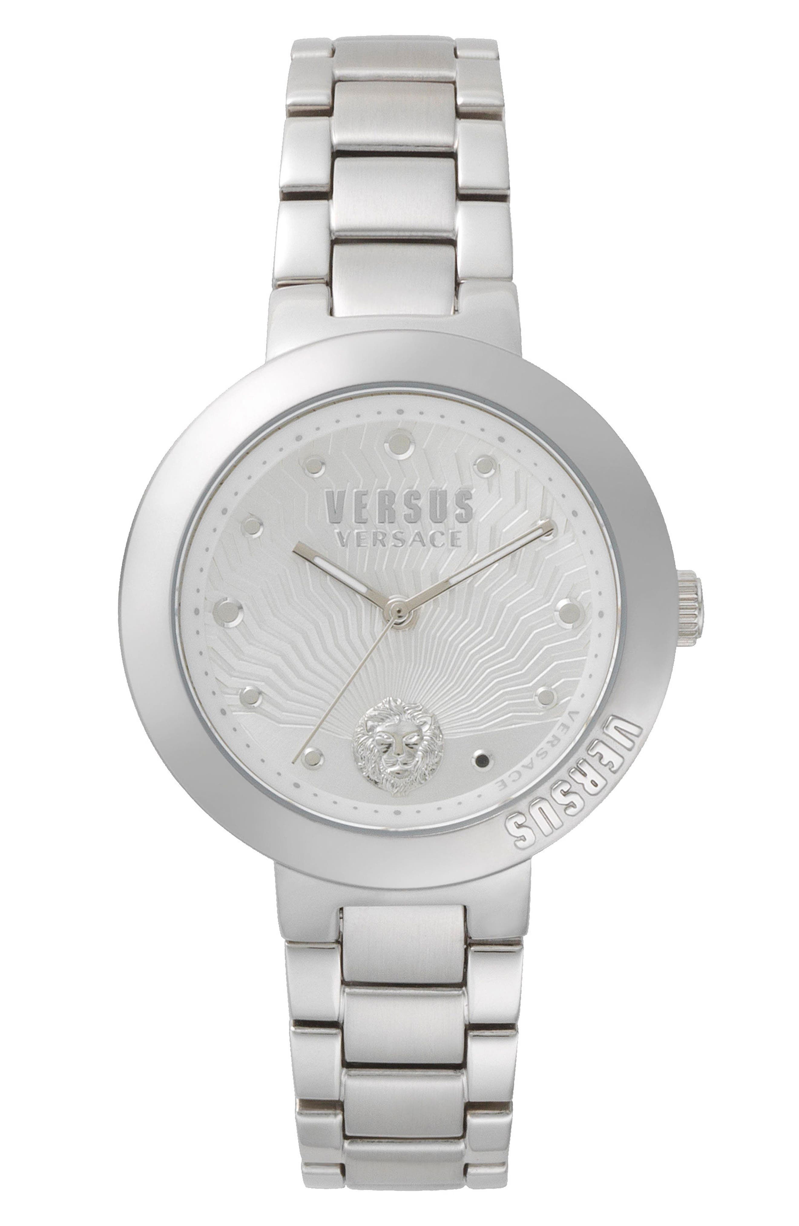 Alternate Image 1 Selected - VERSUS by Versace Lantau Island Bracelet Watch, 36mm