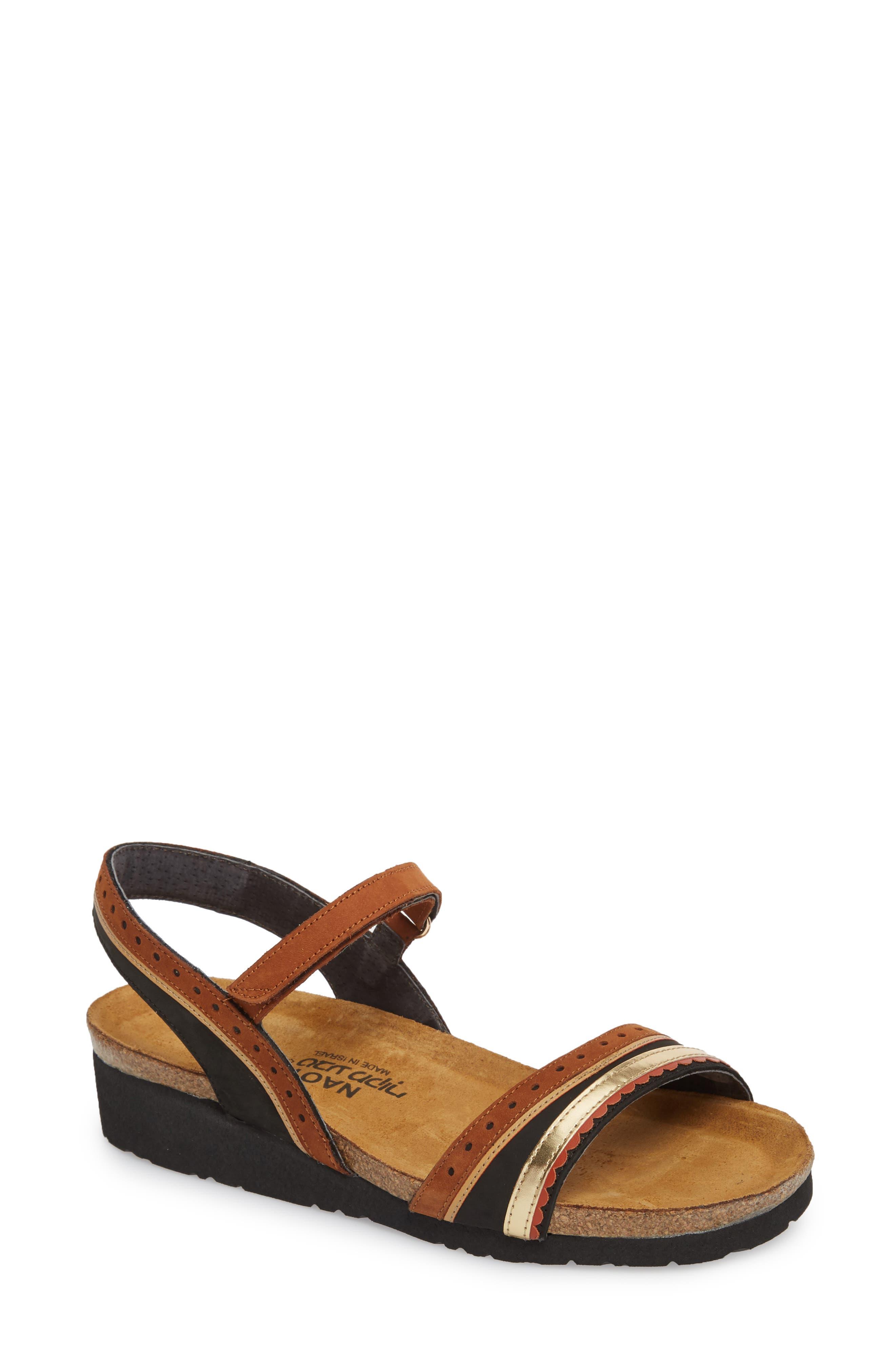 Naot Beverly Walking Sandal (Women)