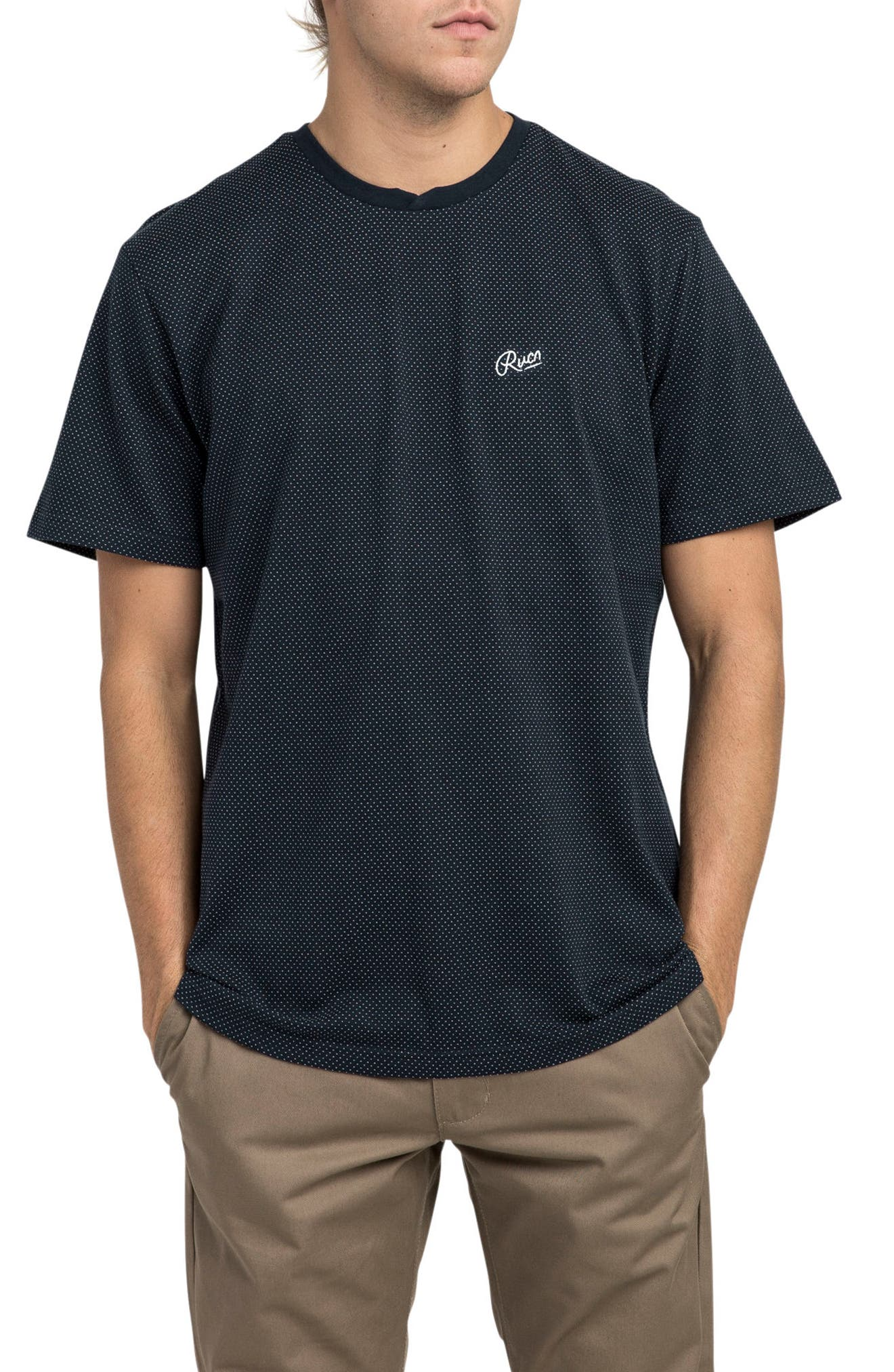 Alternate Image 1 Selected - RVCA Points T-Shirt