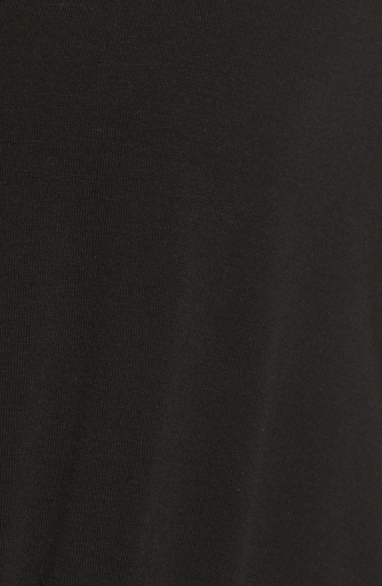 Rocco Jumpsuit,                             Alternate thumbnail 5, color,                             Black