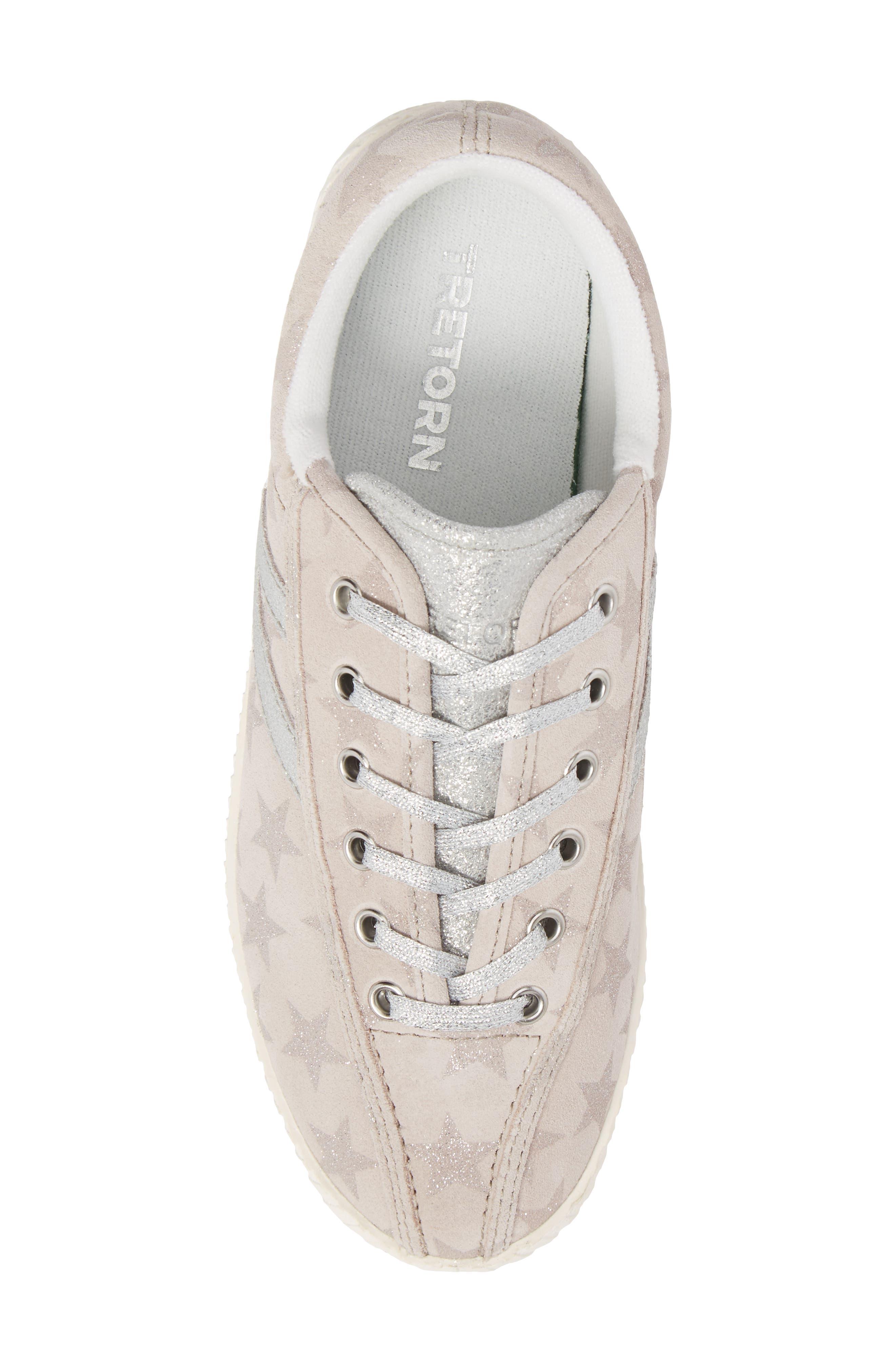 Alternate Image 5  - Tretorn Star Sneaker (Women)