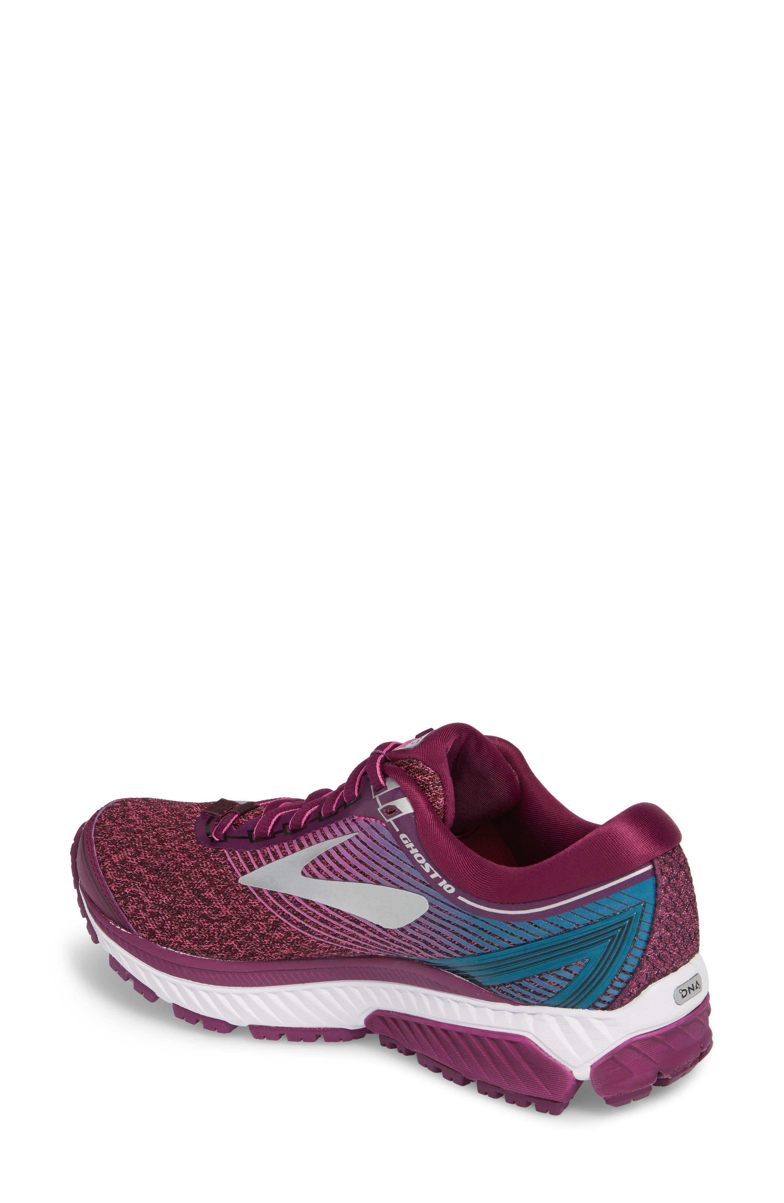 Alternate Image 2  - Brooks Ghost 10 Running Shoe (Women)