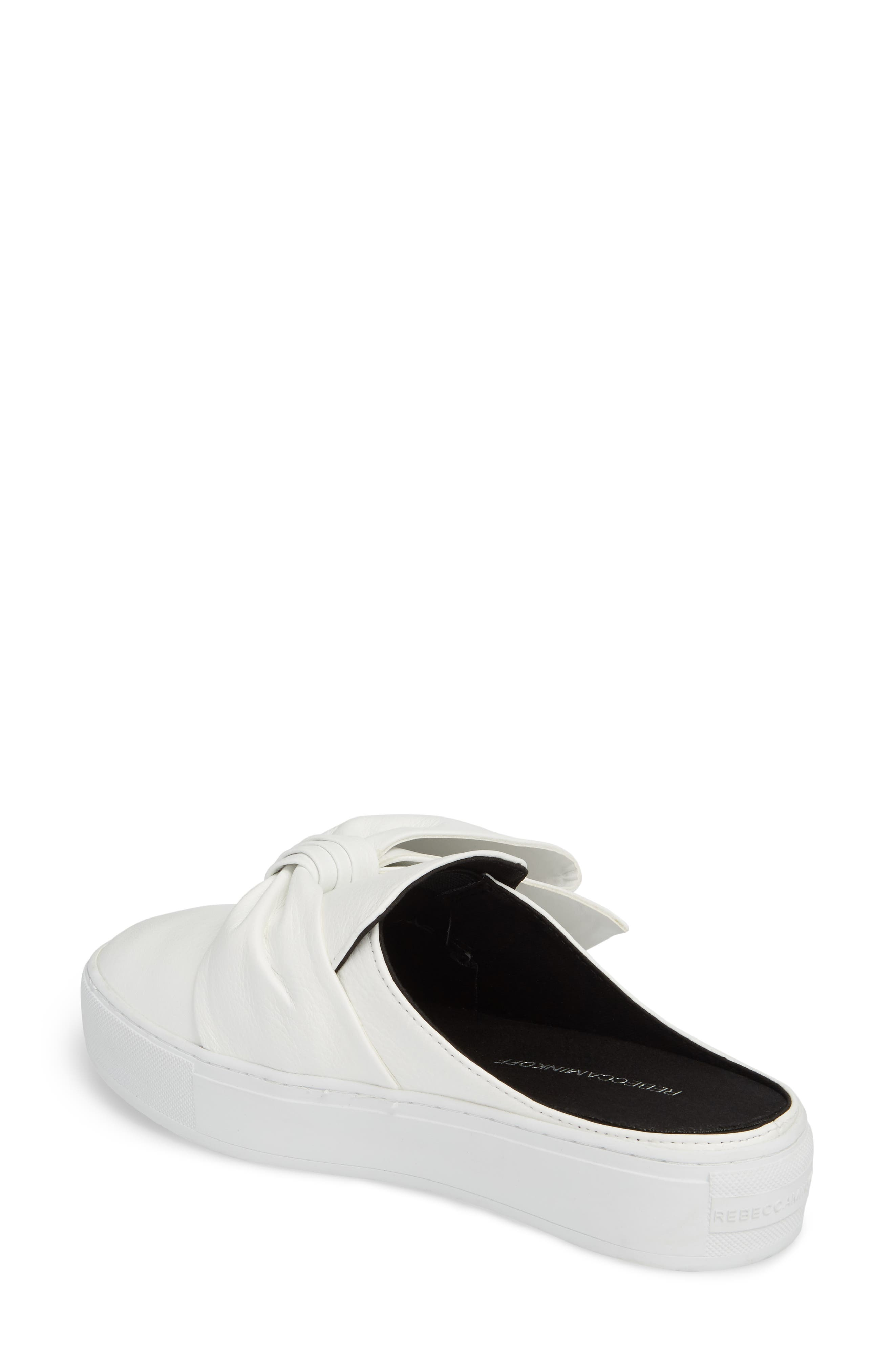 Alternate Image 2  - Rebecca Minkoff Neva Sneaker Mule (Women)