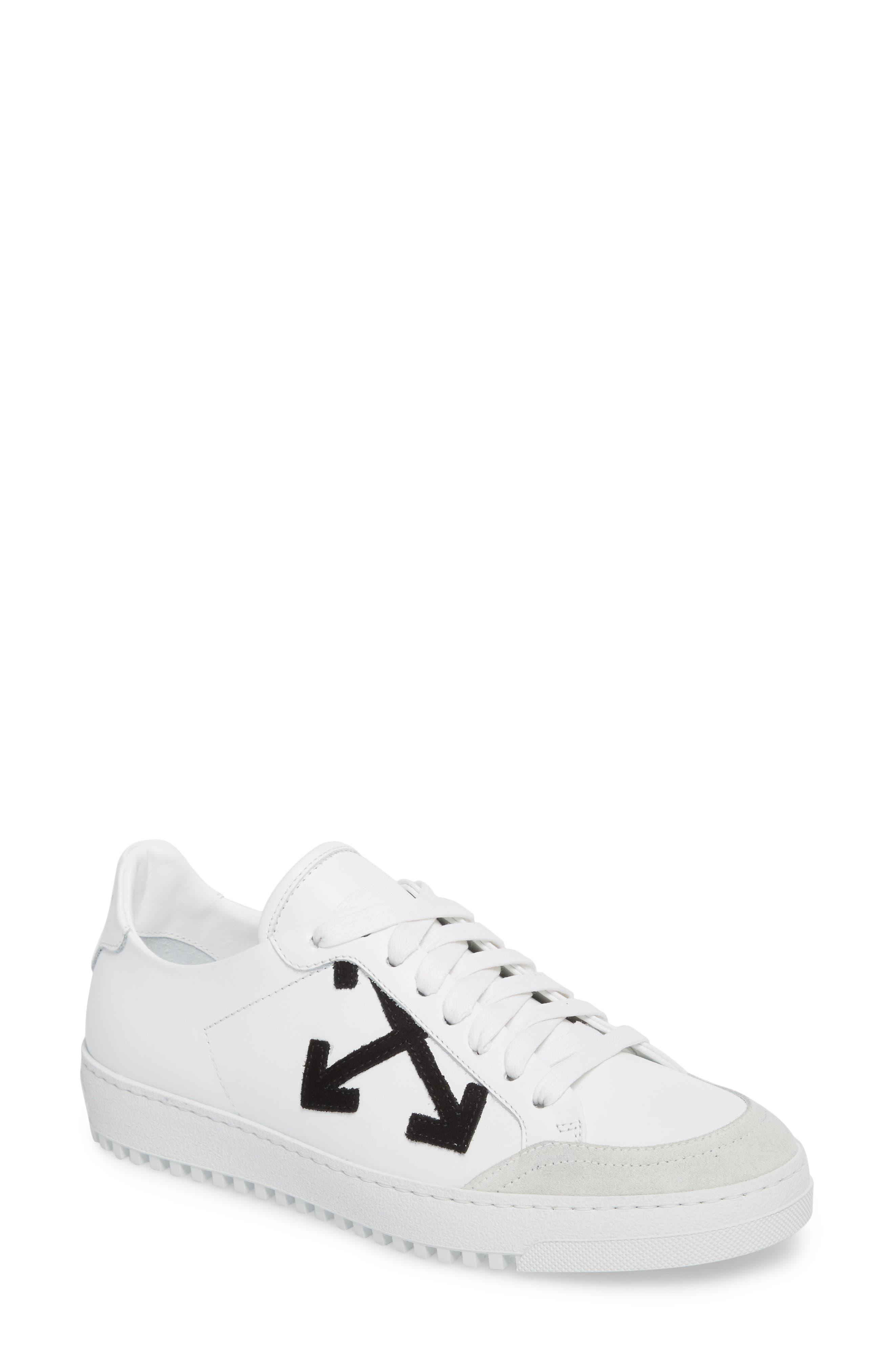 Alternate Image 1 Selected - Off-White Arrow Sneaker (Women)