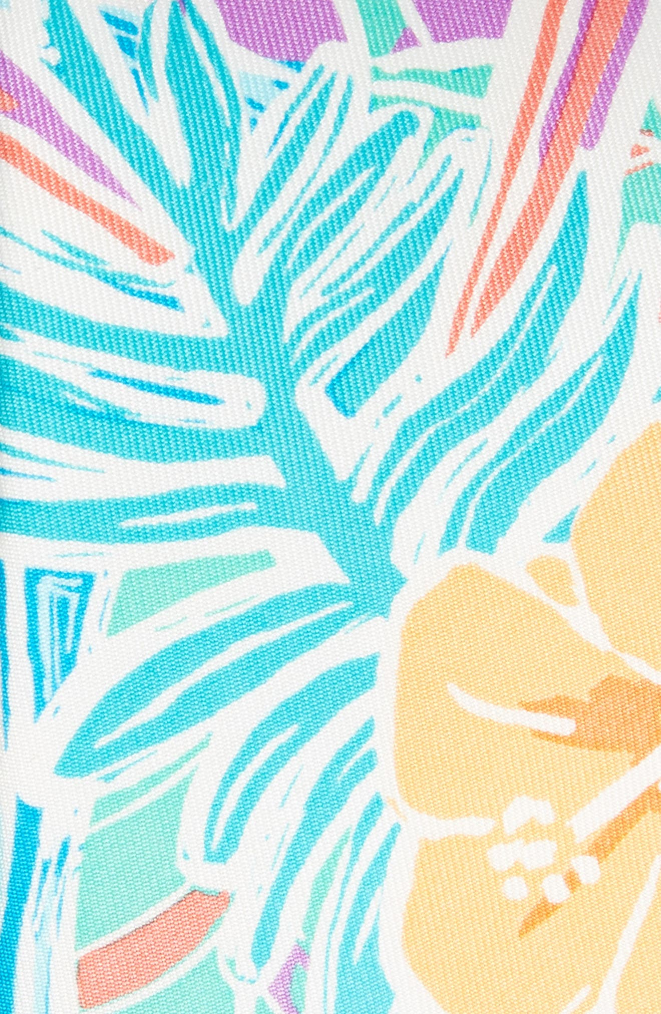 Gulf Tropic Silk Tie,                             Alternate thumbnail 2, color,                             Green