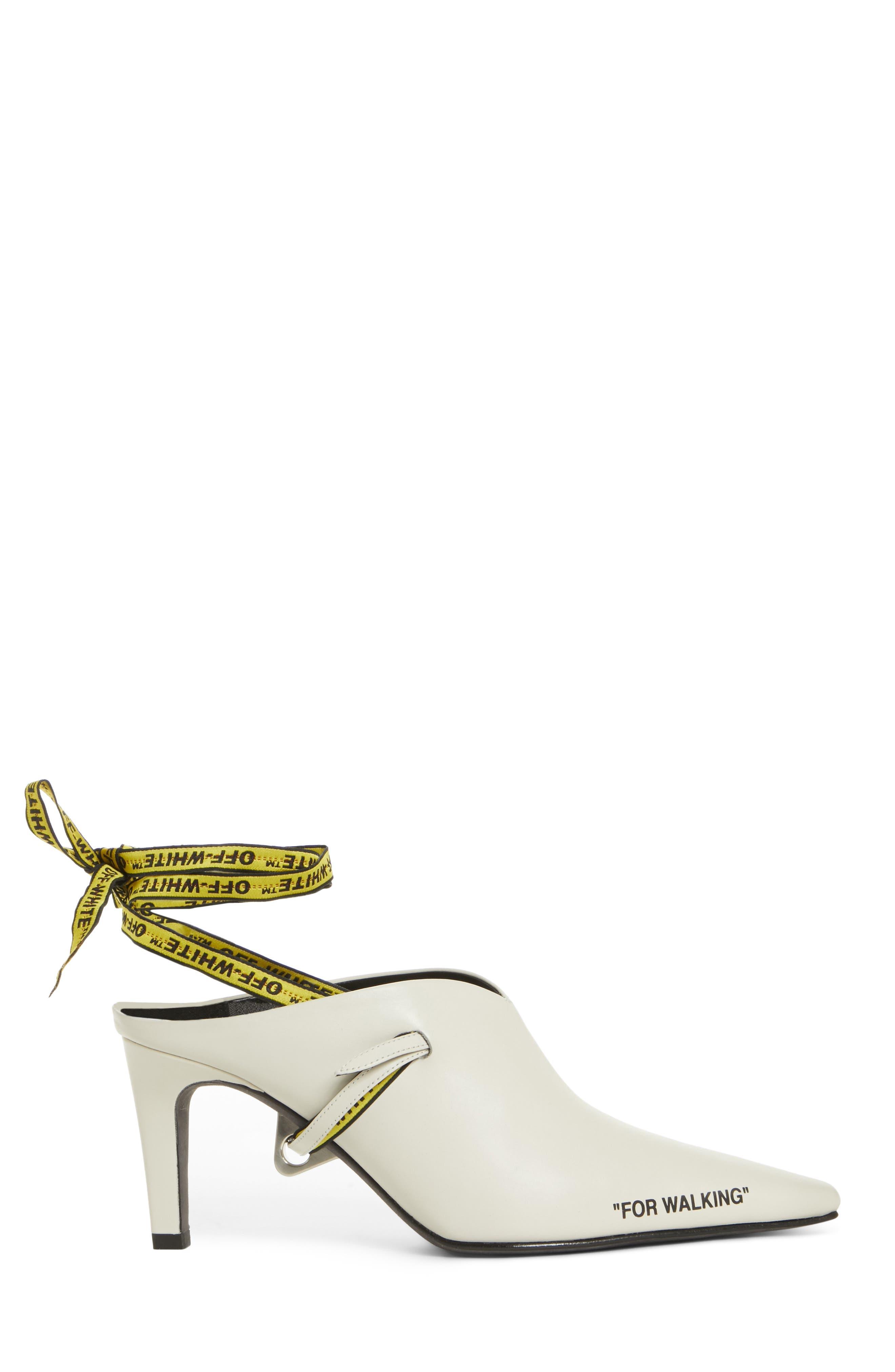 Alternate Image 3  - Off-White For Walking Mule Pump (Women)