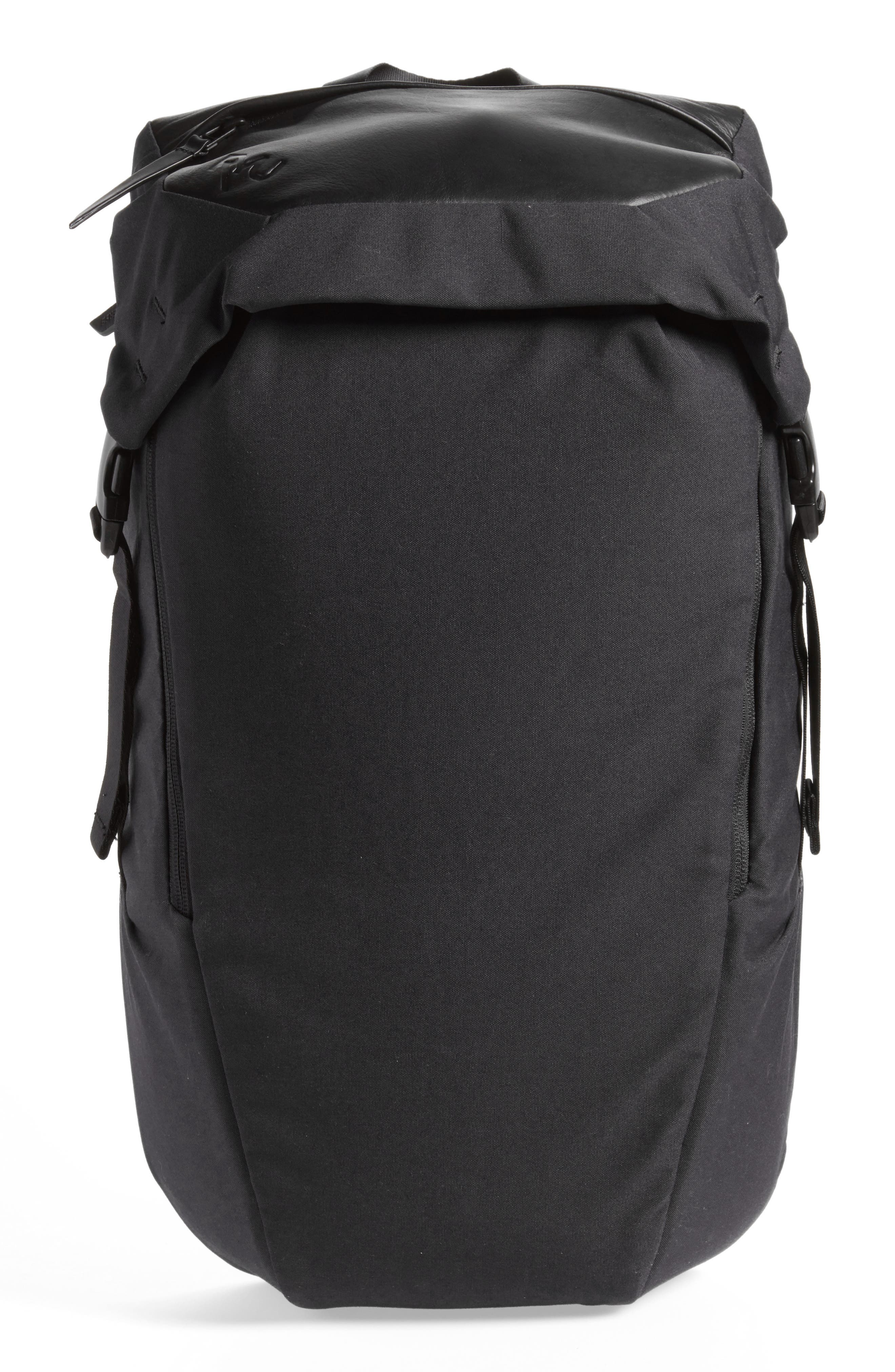 Quick Pack Lux Backpack,                             Main thumbnail 1, color,                             Black