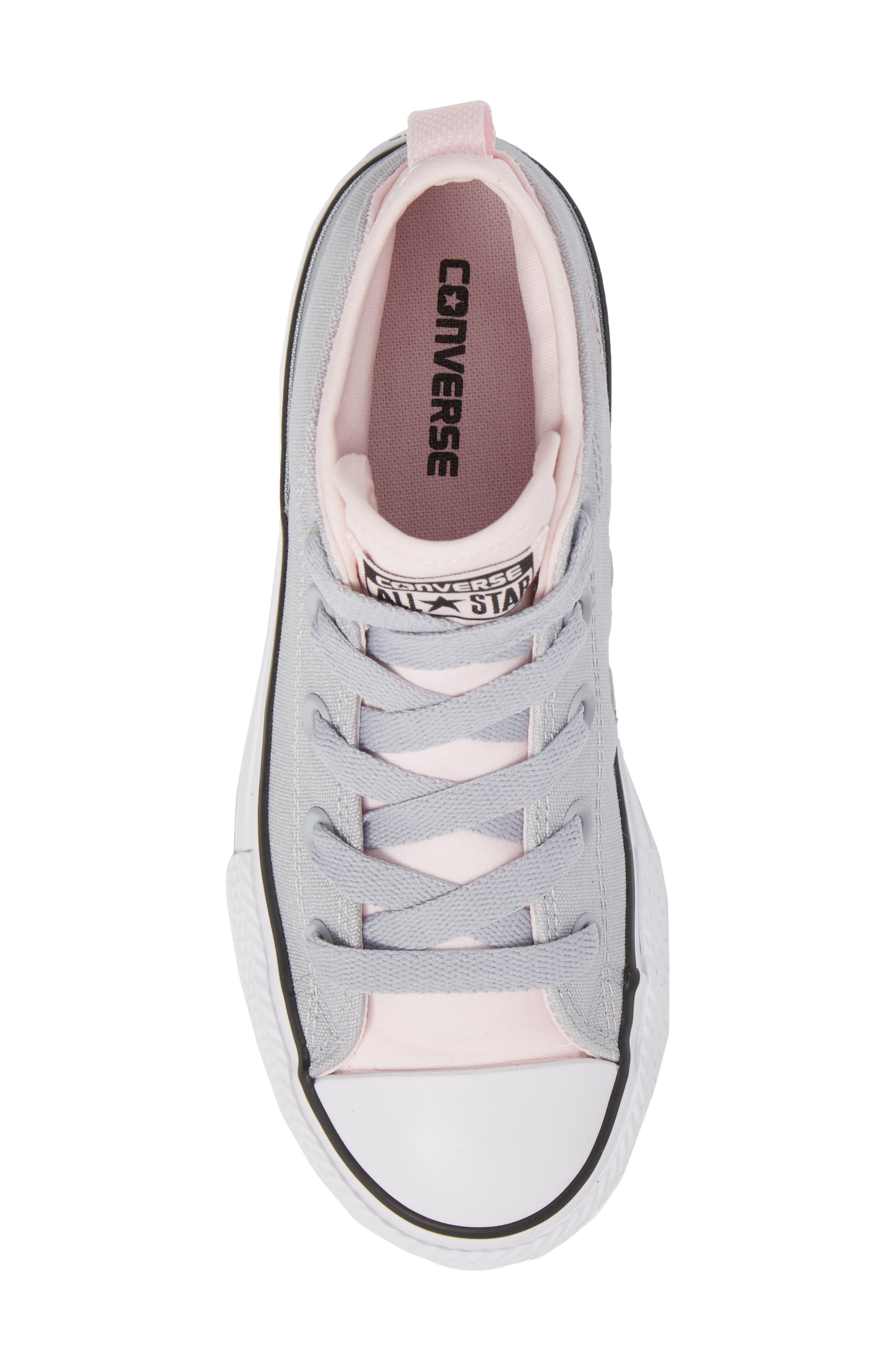 Alternate Image 5  - Converse Chuck Taylor® All Star® Syde Street High Top Sneaker (Baby, Walker, Toddler, Little Kid & Big Kid)