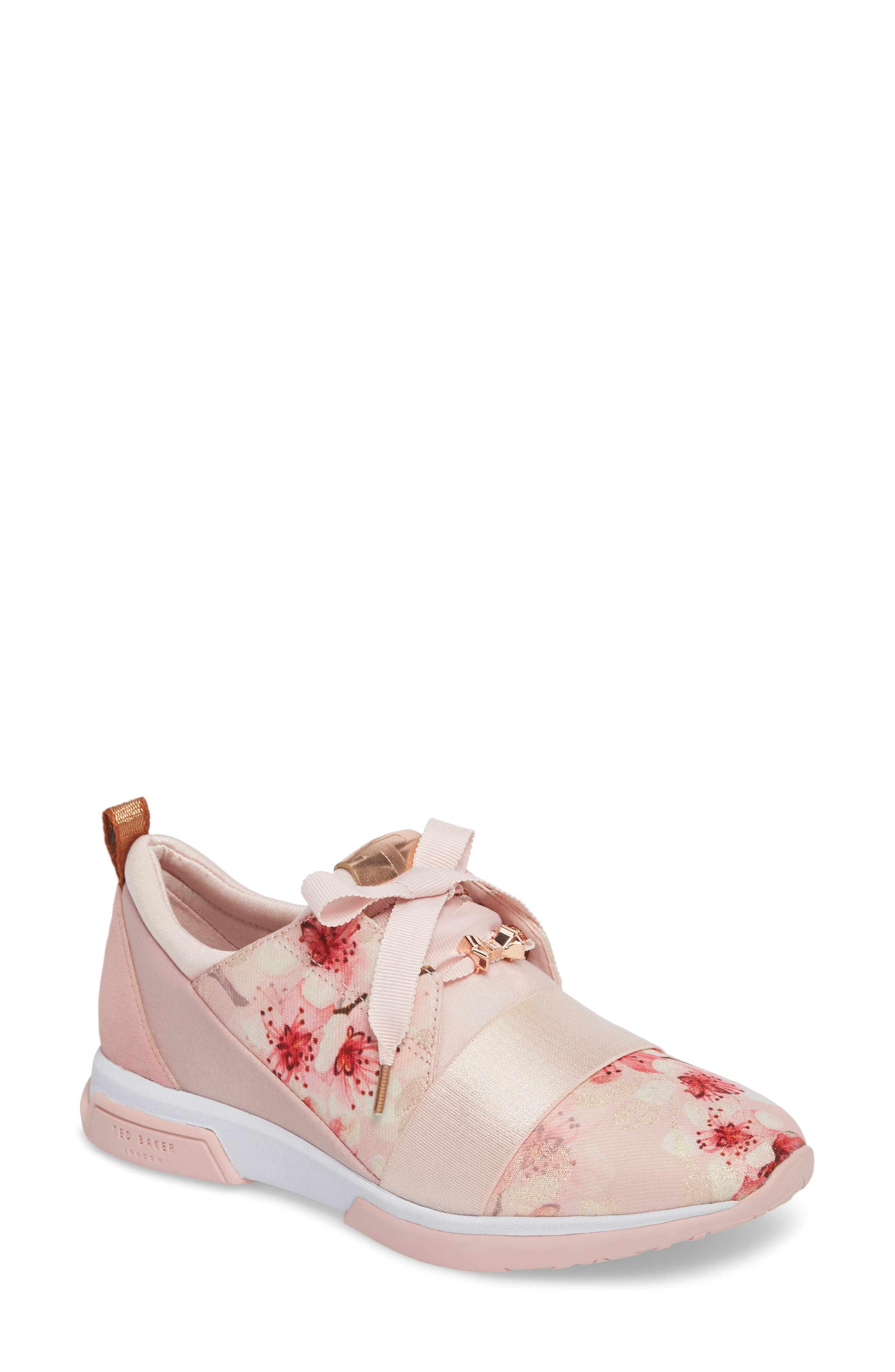 Alternate Image 1 Selected - Ted Baker London Cepap Sneaker (Women)