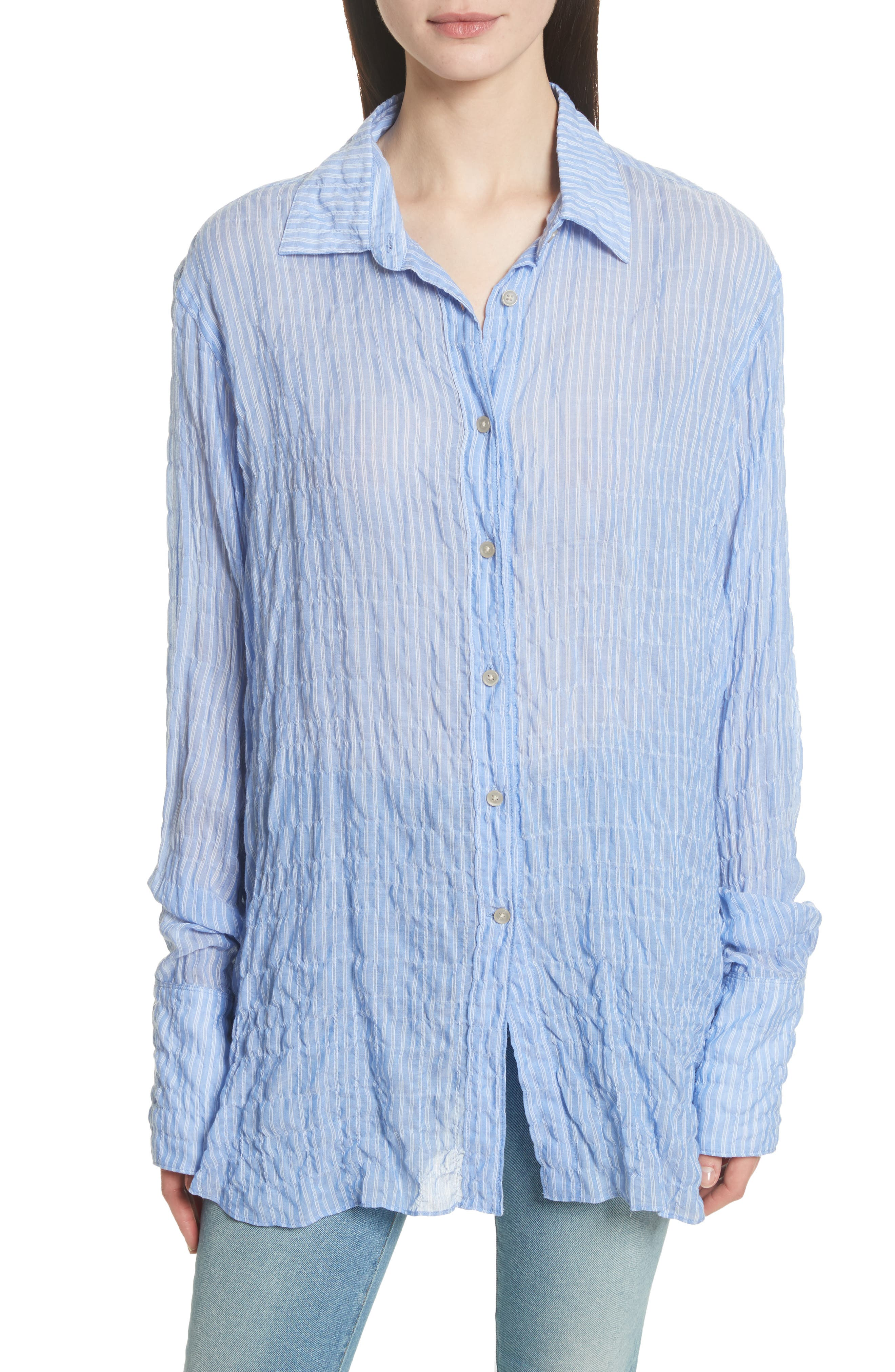 Elizabeth and James Francois Exaggerated Sleeve Shirt