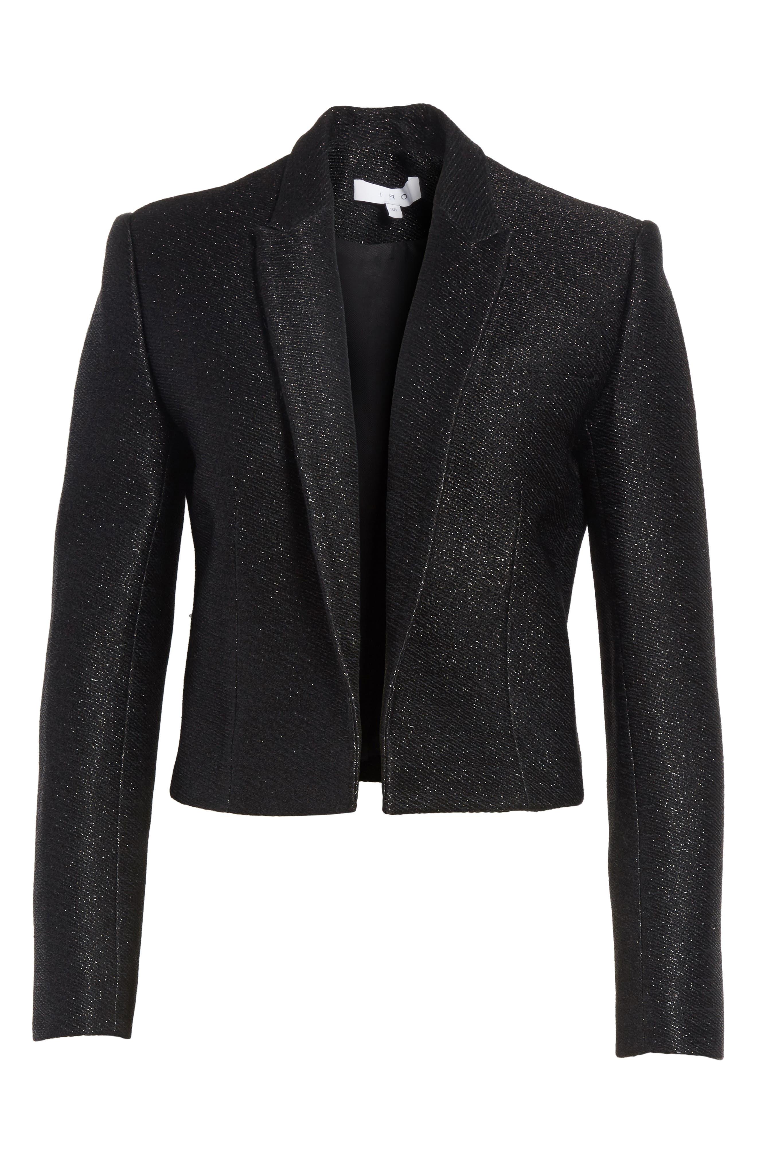 Alternate Image 6  - IRO Cholanja Metallic Jacket