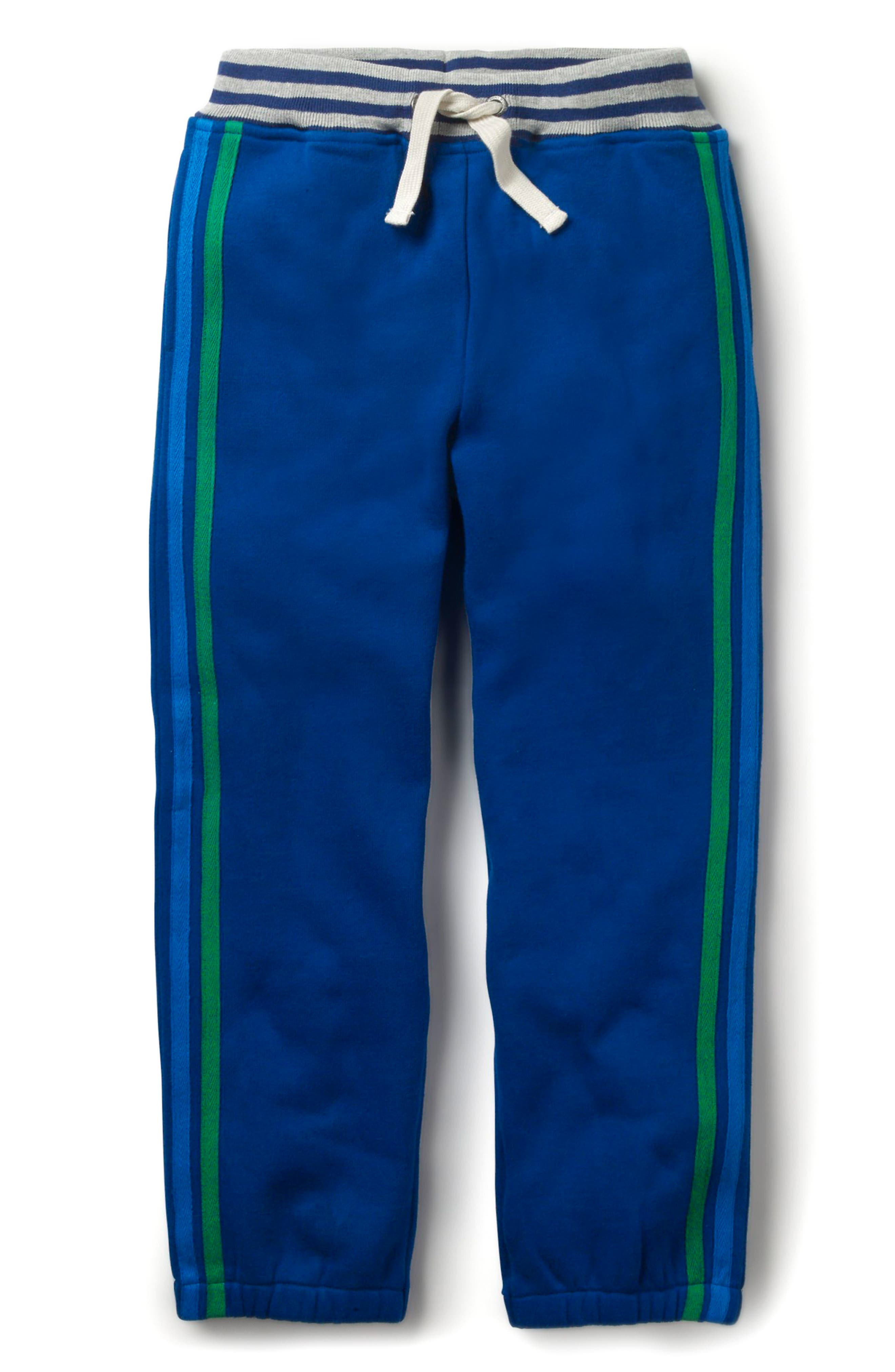 Alternate Image 1 Selected - Mini Boden Sweatpants (Toddler Boys, Little Boys & Big Boys)