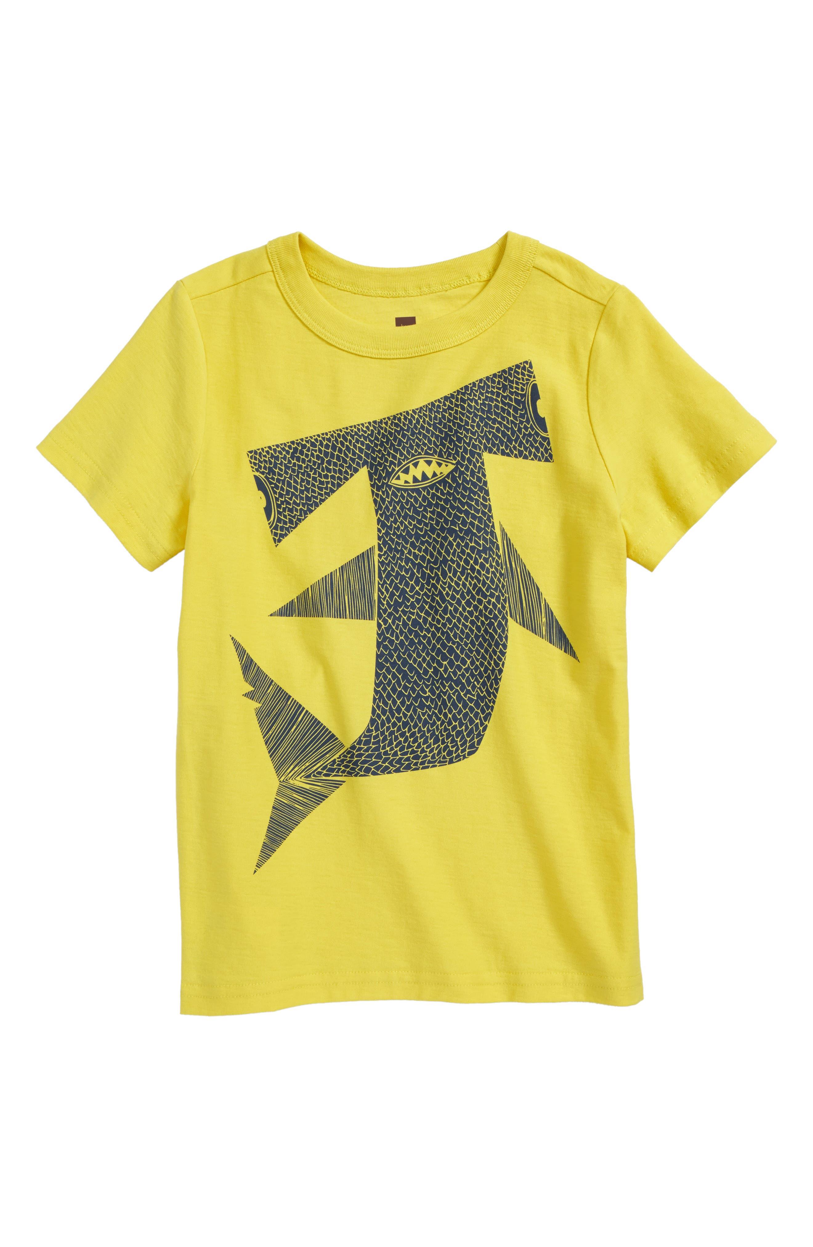 Main Image - Tea Collection Hammer Time T-Shirt (Toddler Boys & Little Boys)