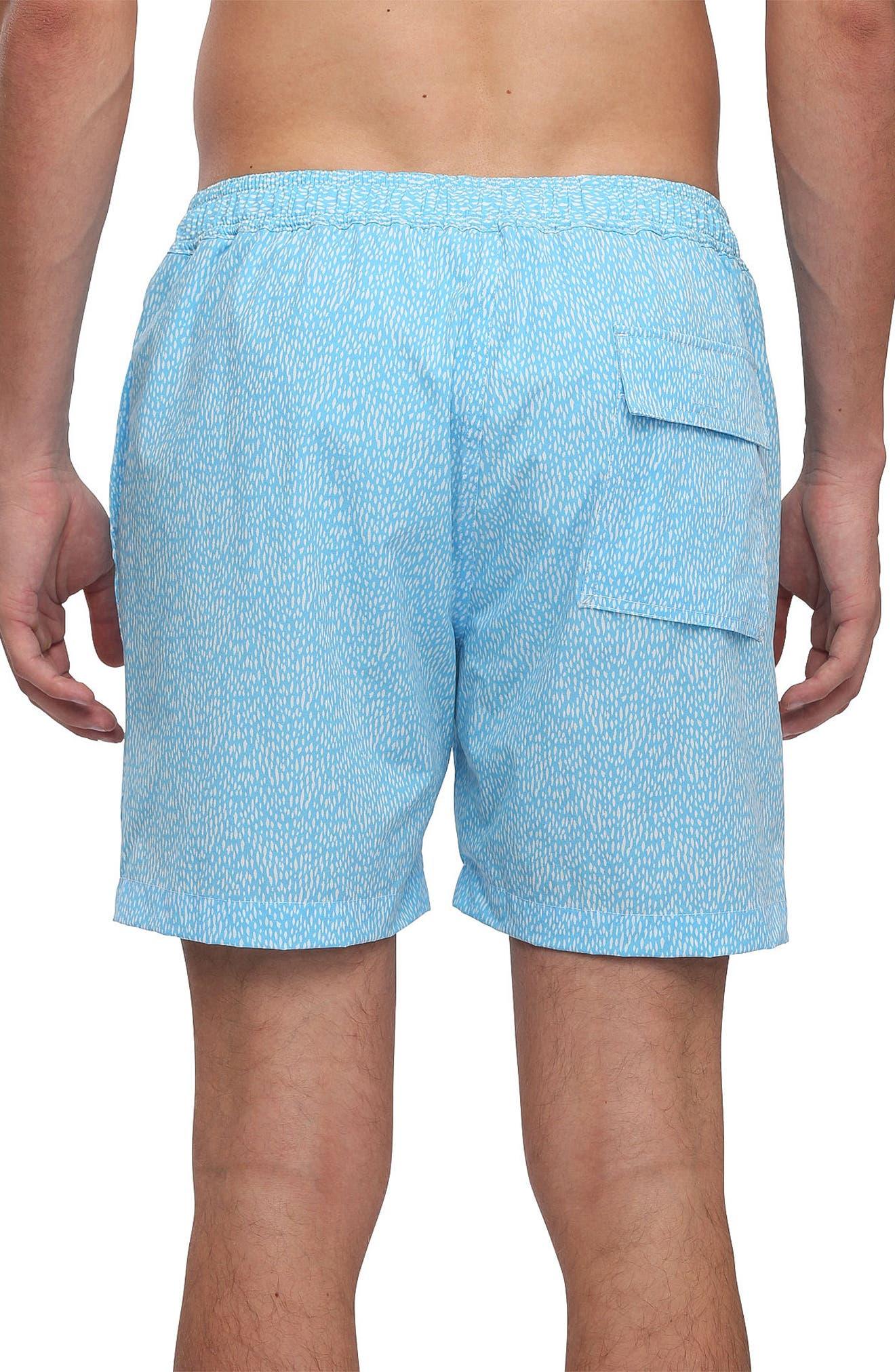 Alternate Image 2  - Psycho Bunny Swim Shorts