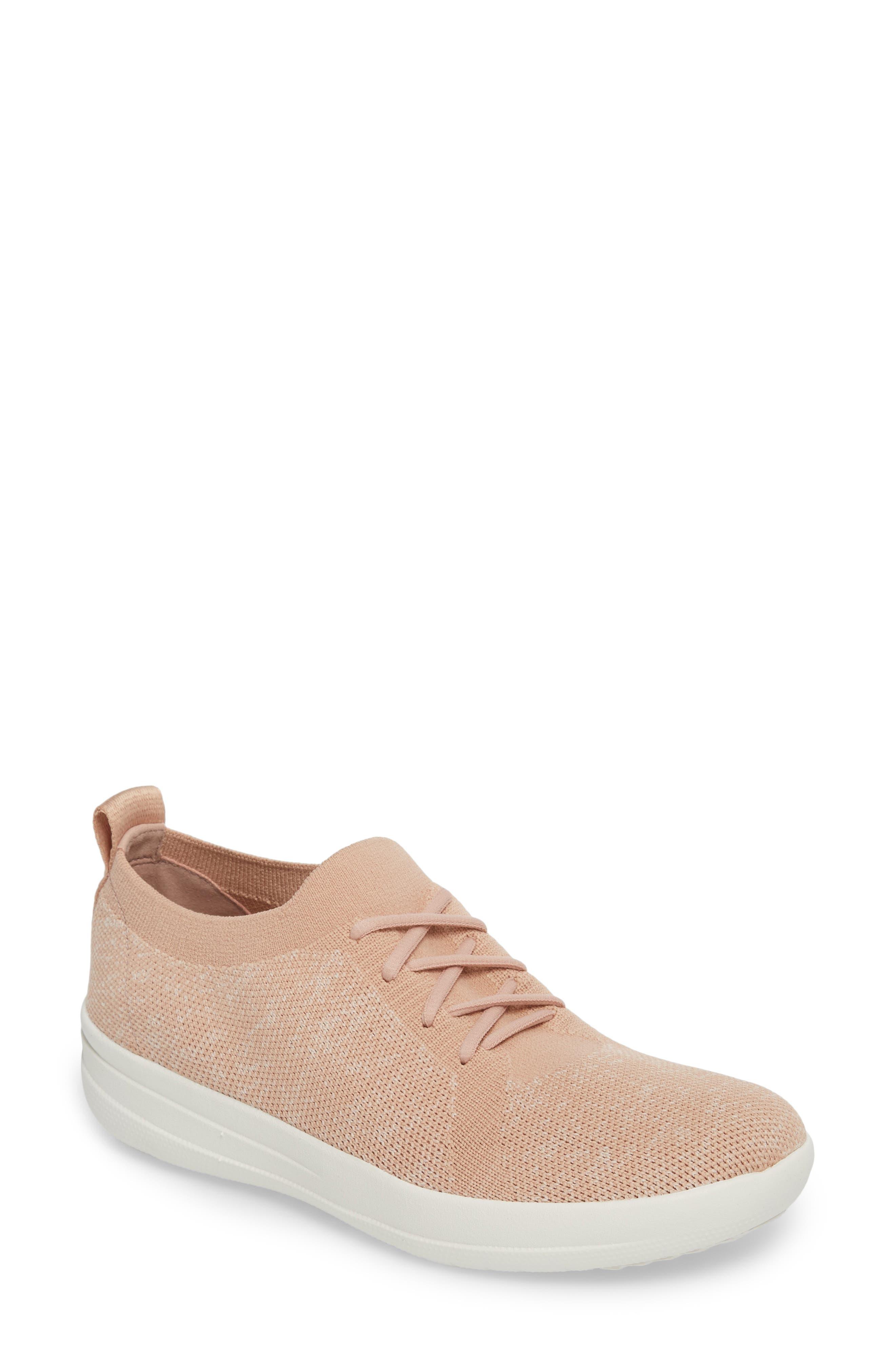 Alternate Image 1 Selected - FitFlop F-Sporty Uberknit™ Sneaker (Women)