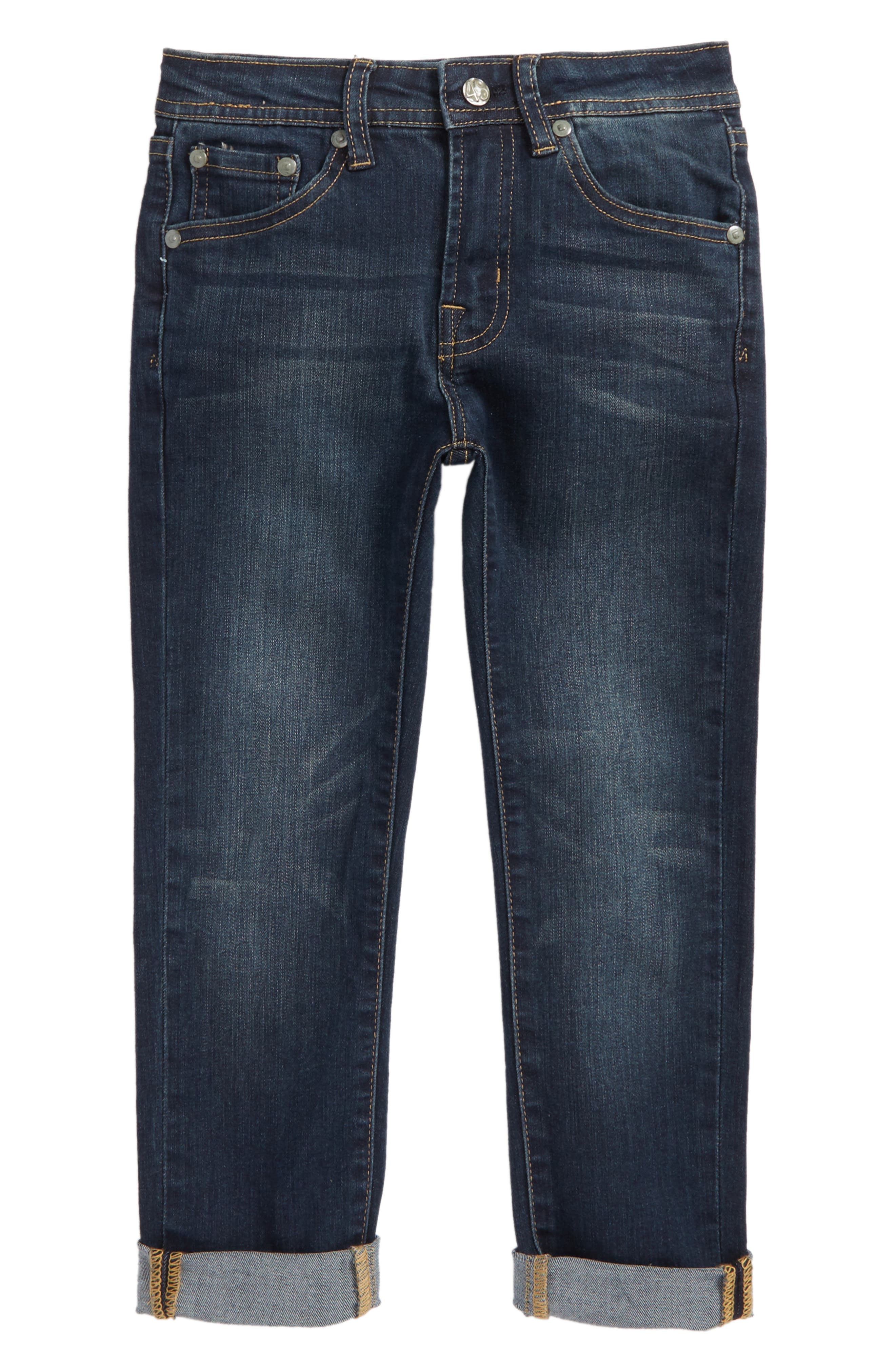 The James Slim Skinny Jeans,                             Main thumbnail 1, color,                             Society Wash