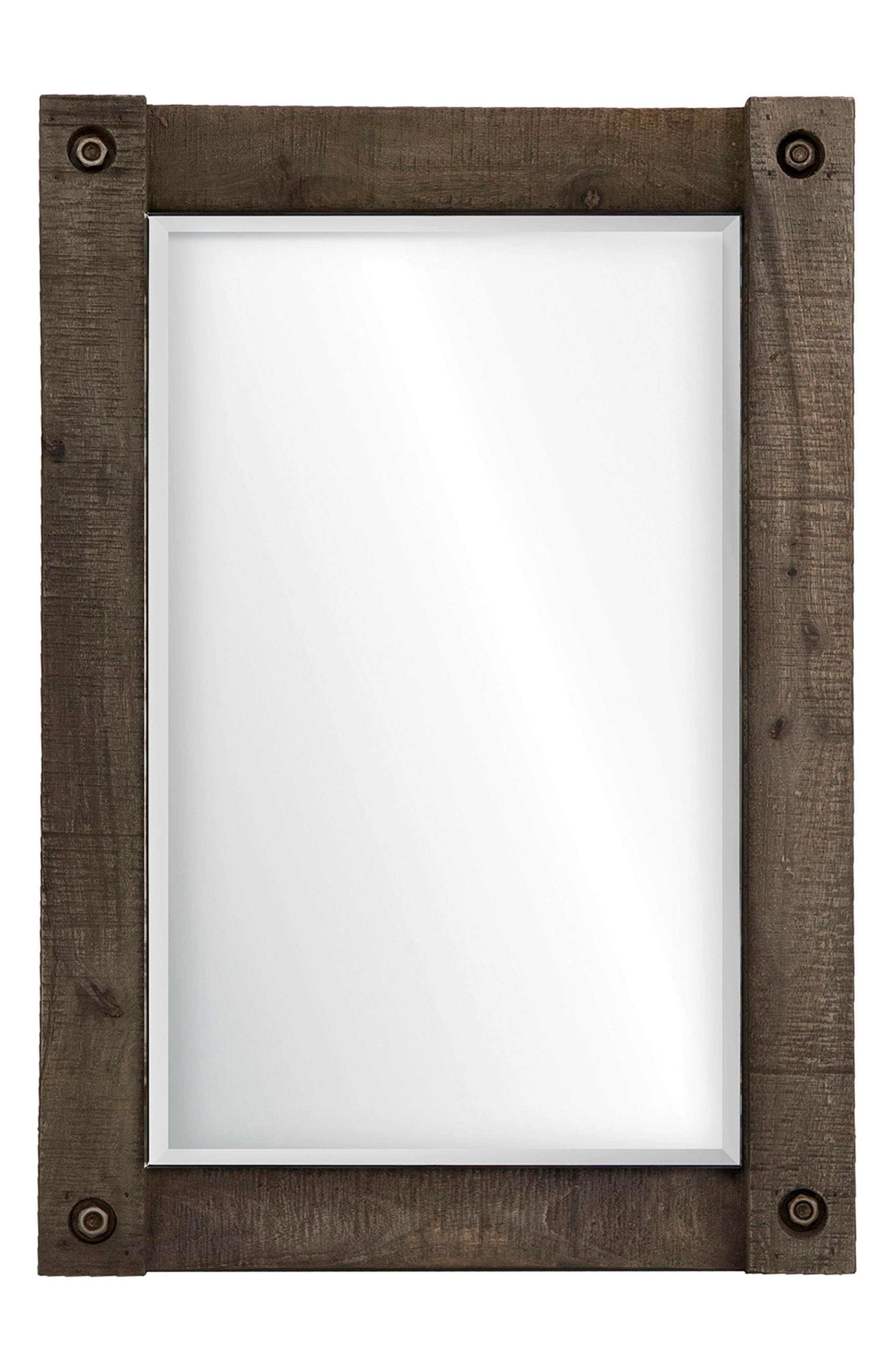Garrett Mirror,                         Main,                         color, Weathered