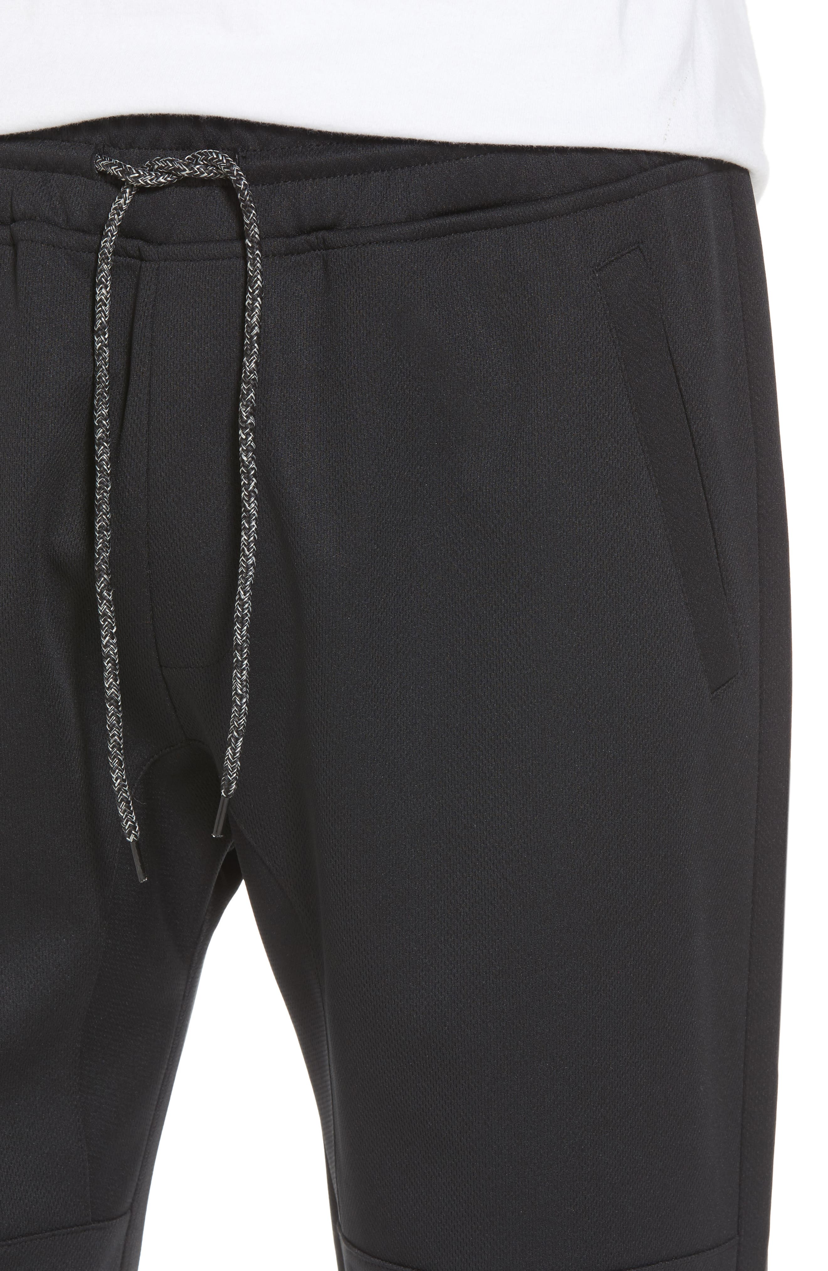 Alternate Image 4  - The Rail Mesh Jogger Pants