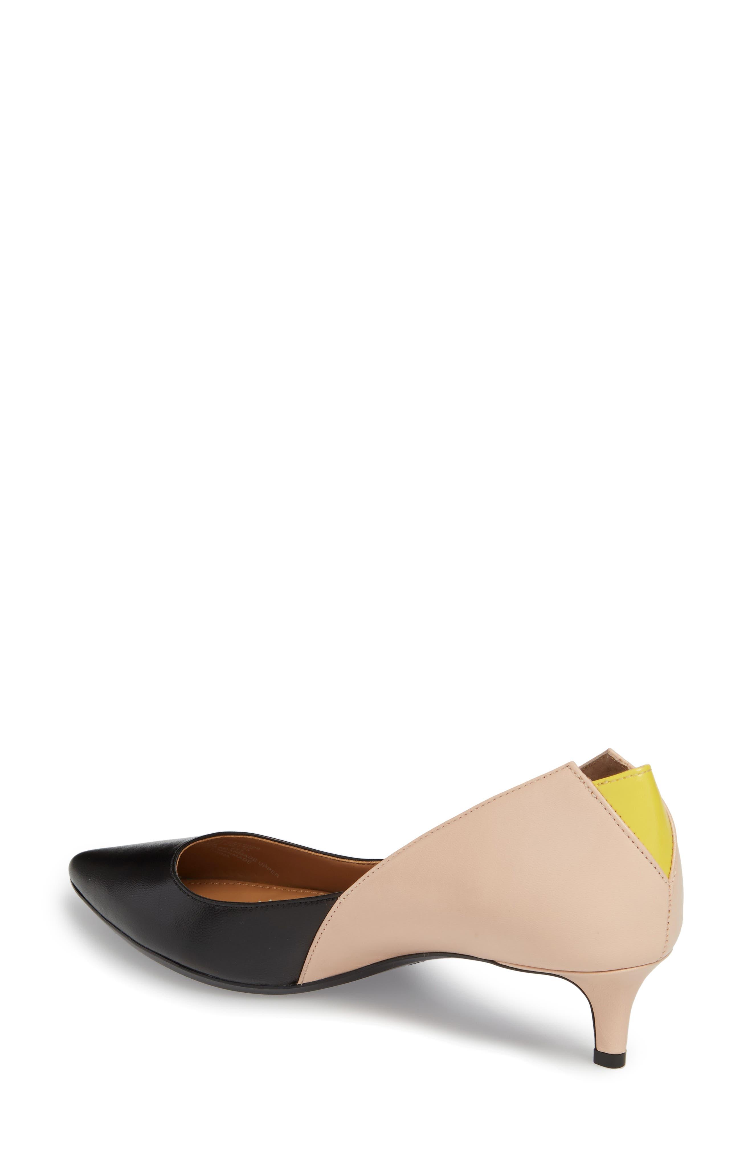 Alternate Image 2  - Calvin Klein Grayce Pointy Toe Pump (Women)