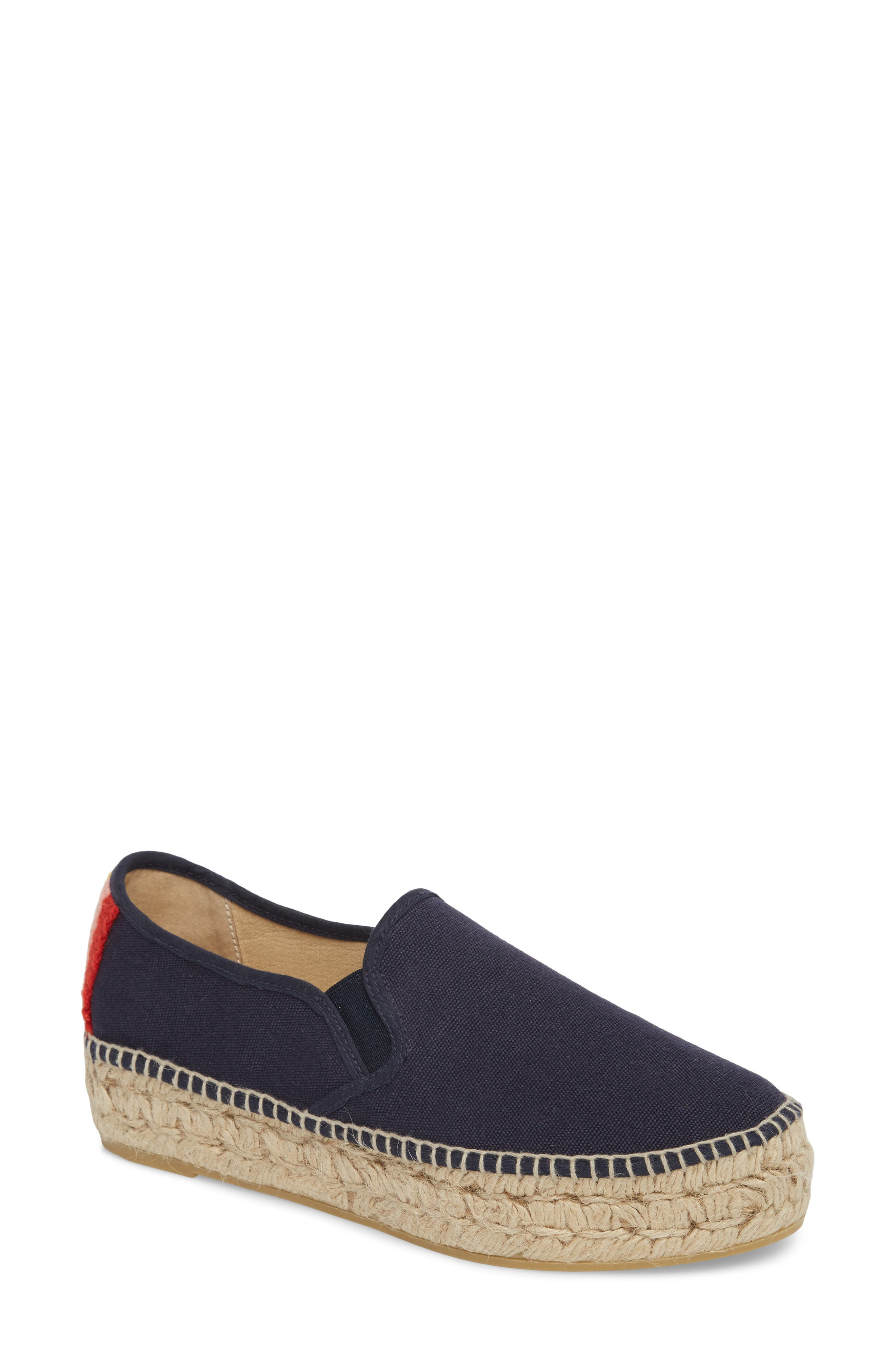 Alternate Image 1 Selected - Loeffler Randall Rowan Espadrille Flat (Women)