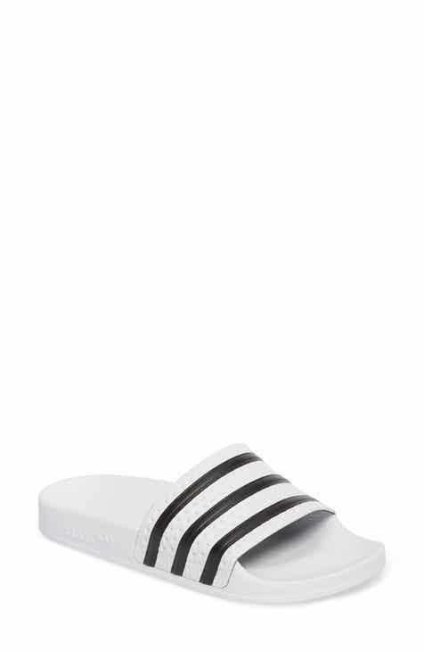 Womens Adidas Slide Sandals Nordstrom