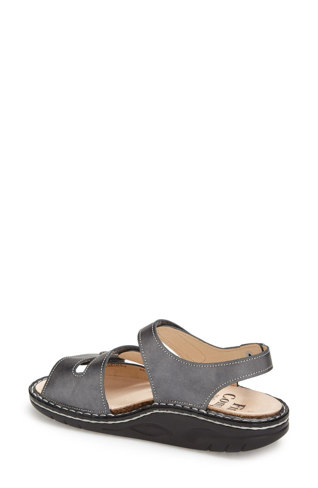Alternate Image 2  - Finn Comfort 'Tiberias' Leather Sandal (Women)