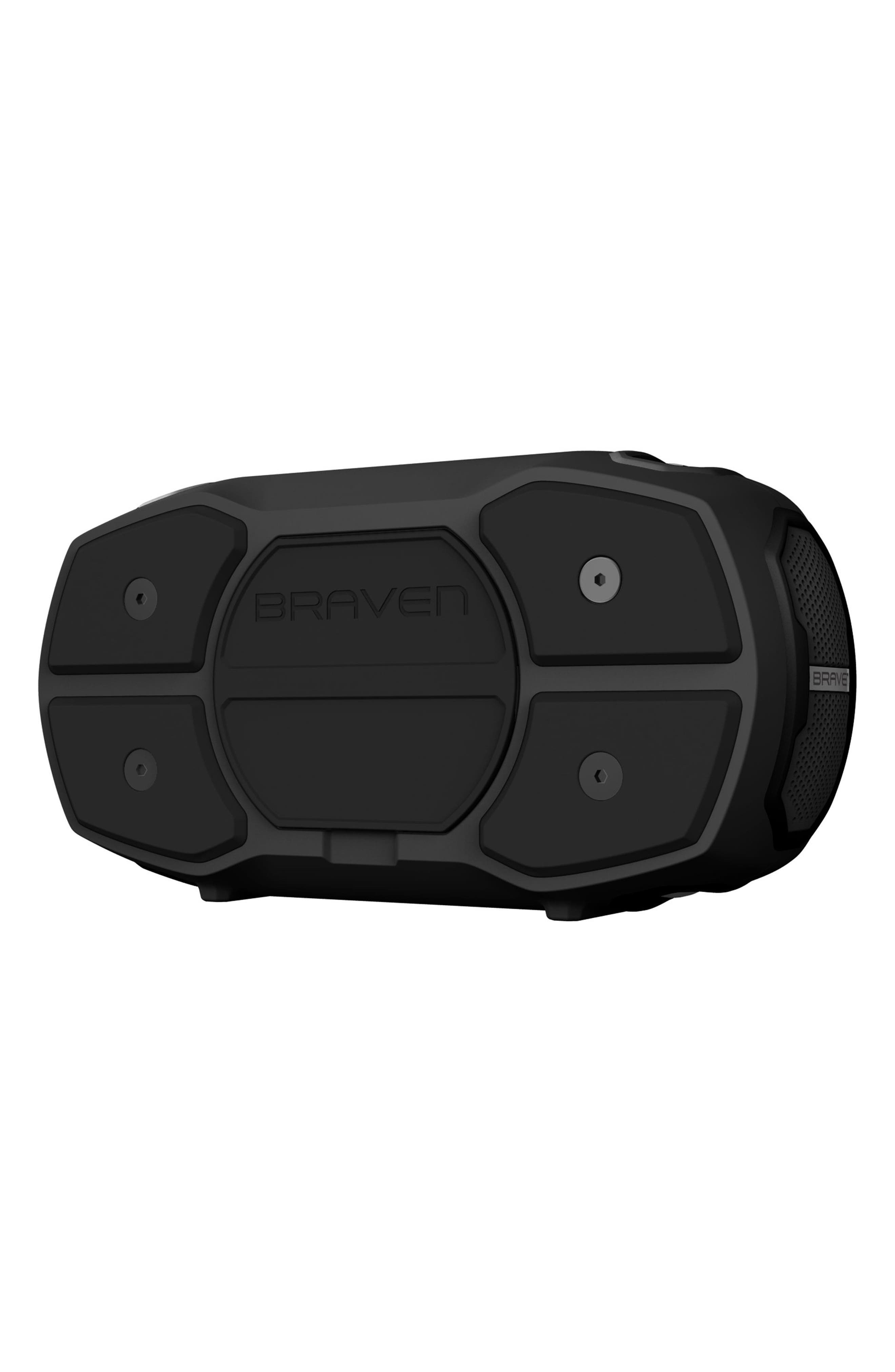Ready Elite Bluetooth<sup>®</sup> Speaker,                             Alternate thumbnail 3, color,                             Black/ Titanium