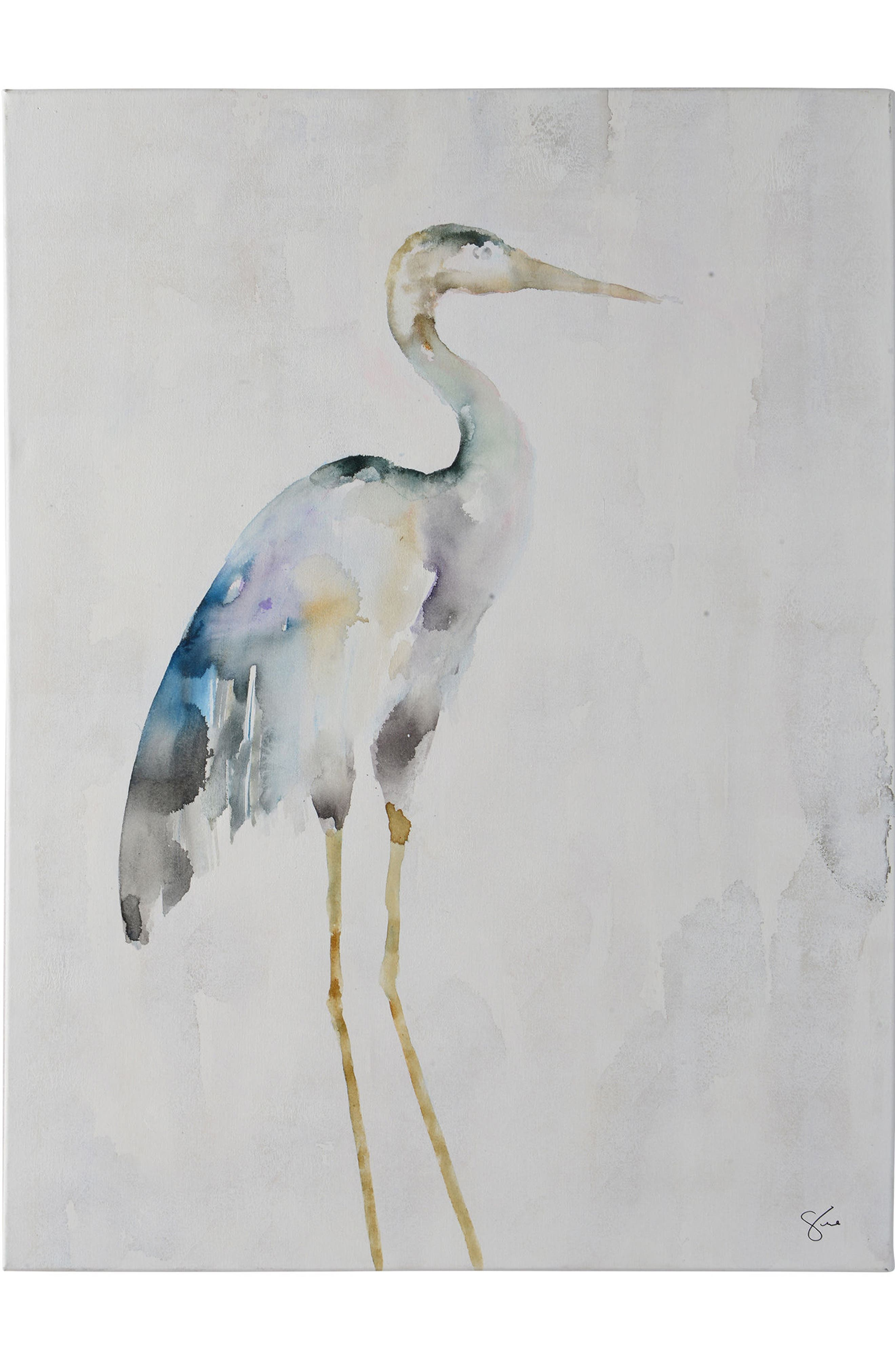 Renwil Demoiselle Canvas Art
