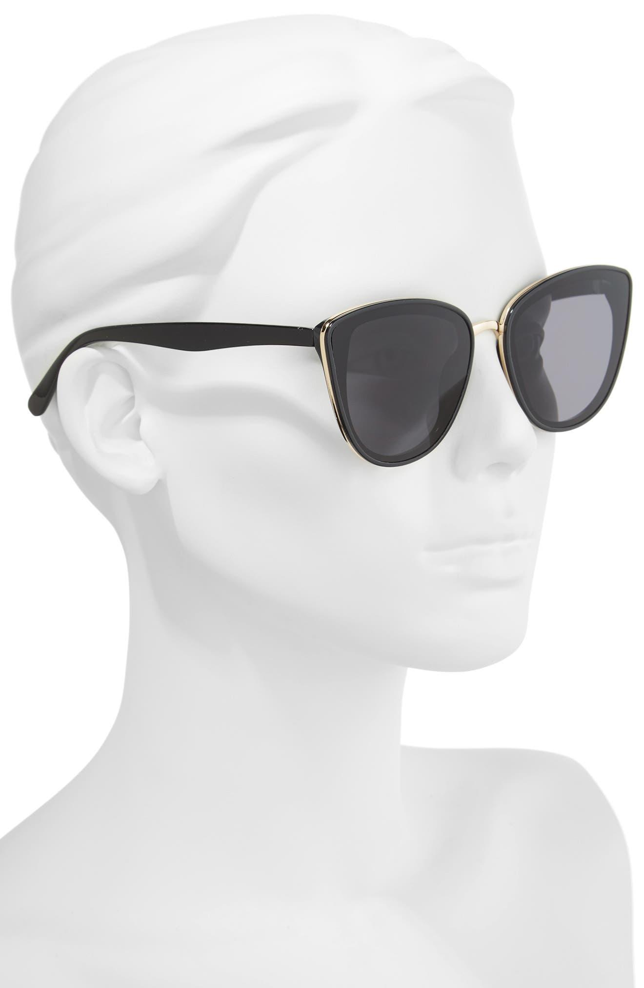 Alternate Image 2  - BP. 59mm Perfect Cat Eye Sunglasses
