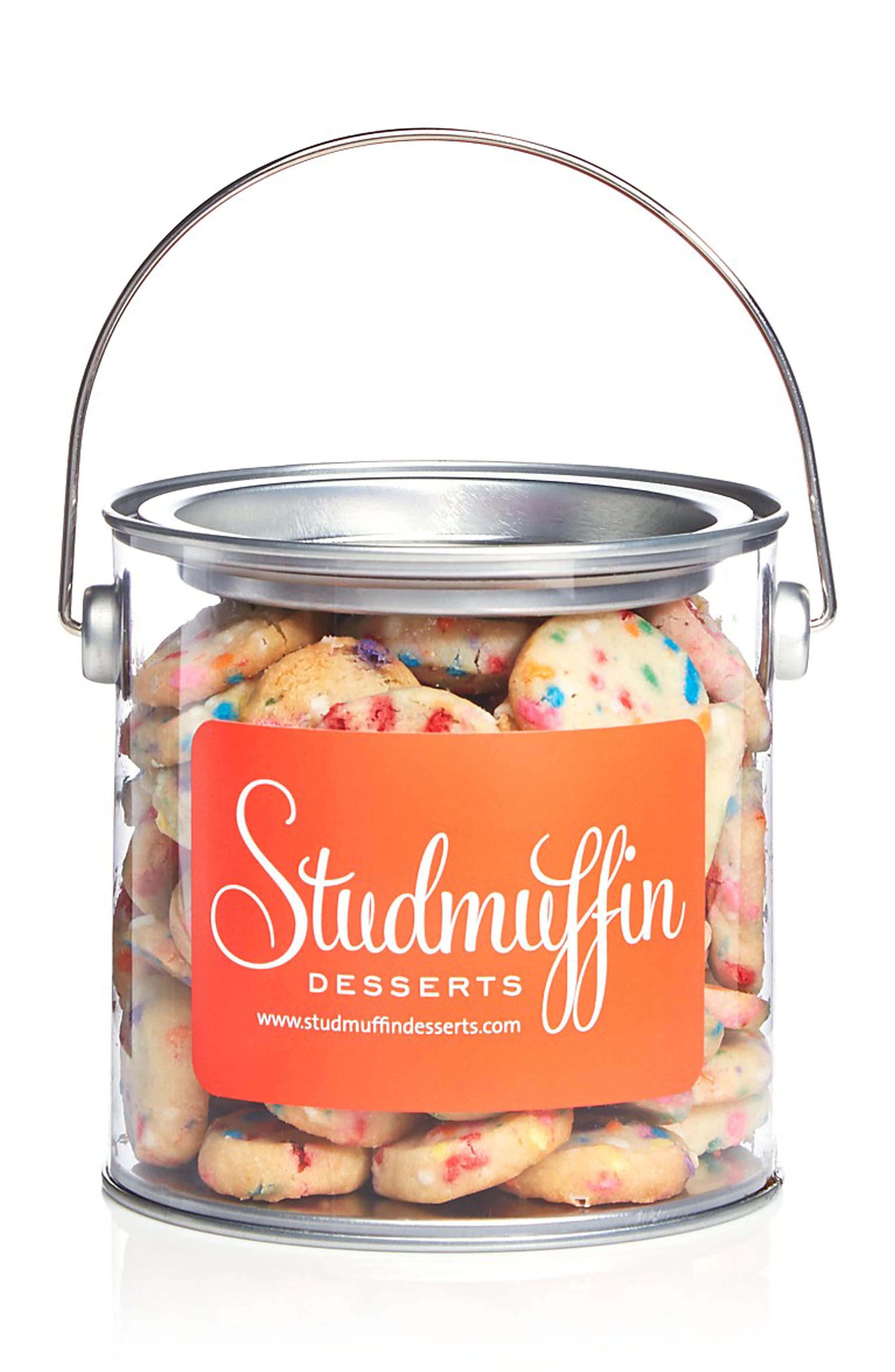 Main Image - Stud Buckets Marie Antoinette Cookie Bites