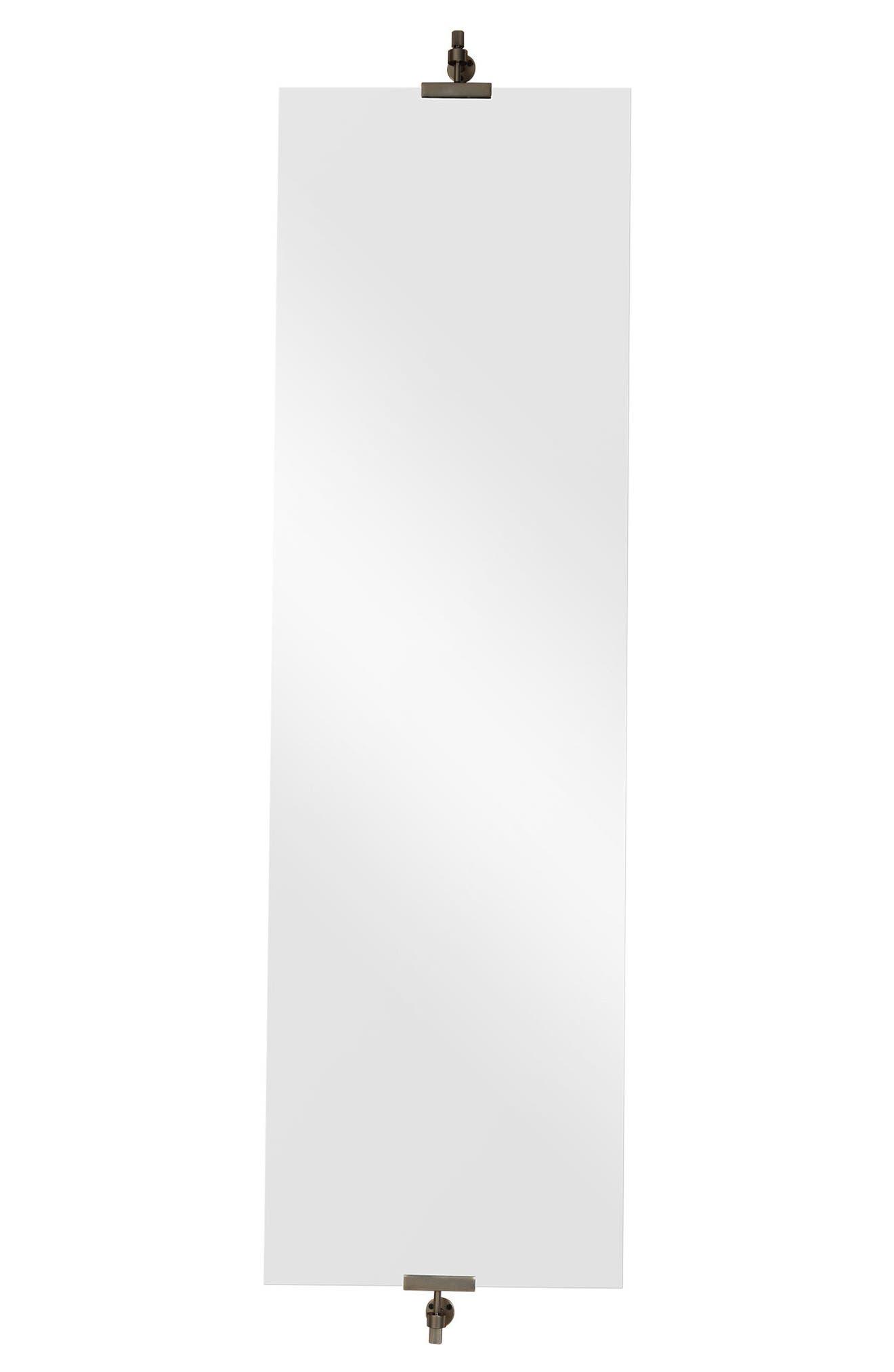 Ashlar Mirror,                         Main,                         color, Glass
