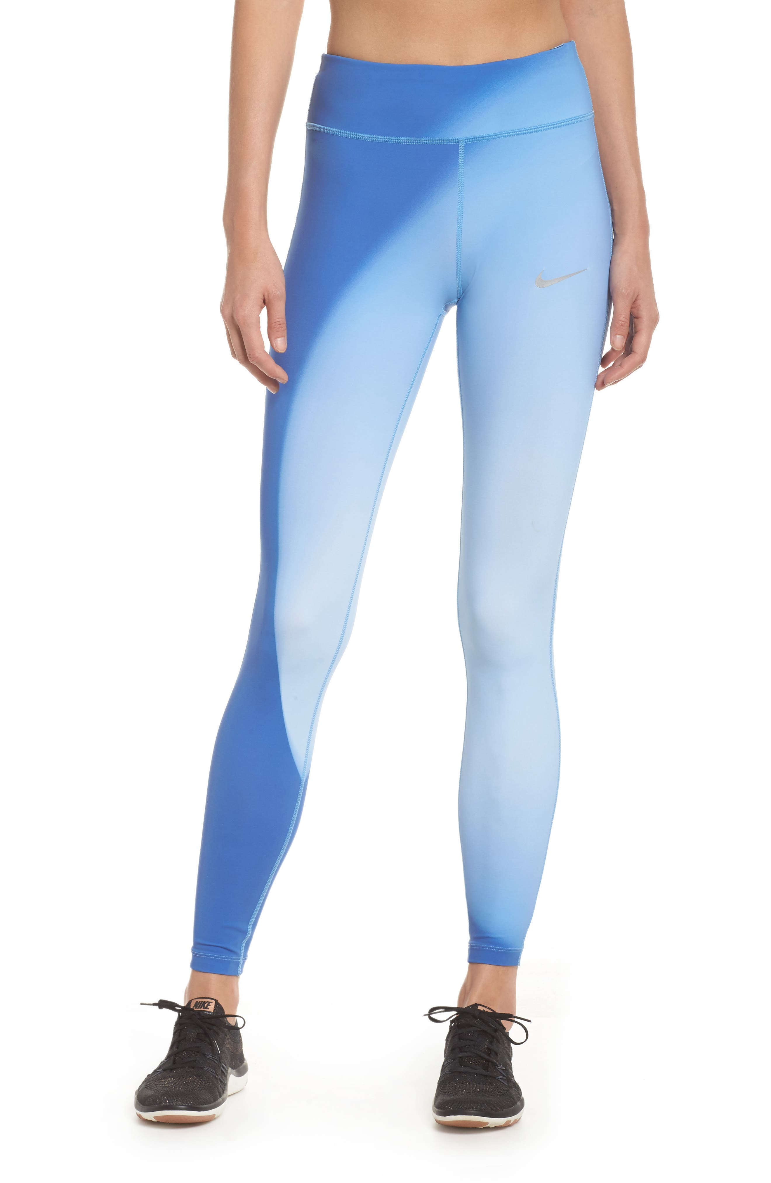 Power Epic Lux 2.0 Running Tights,                         Main,                         color, Star Blue