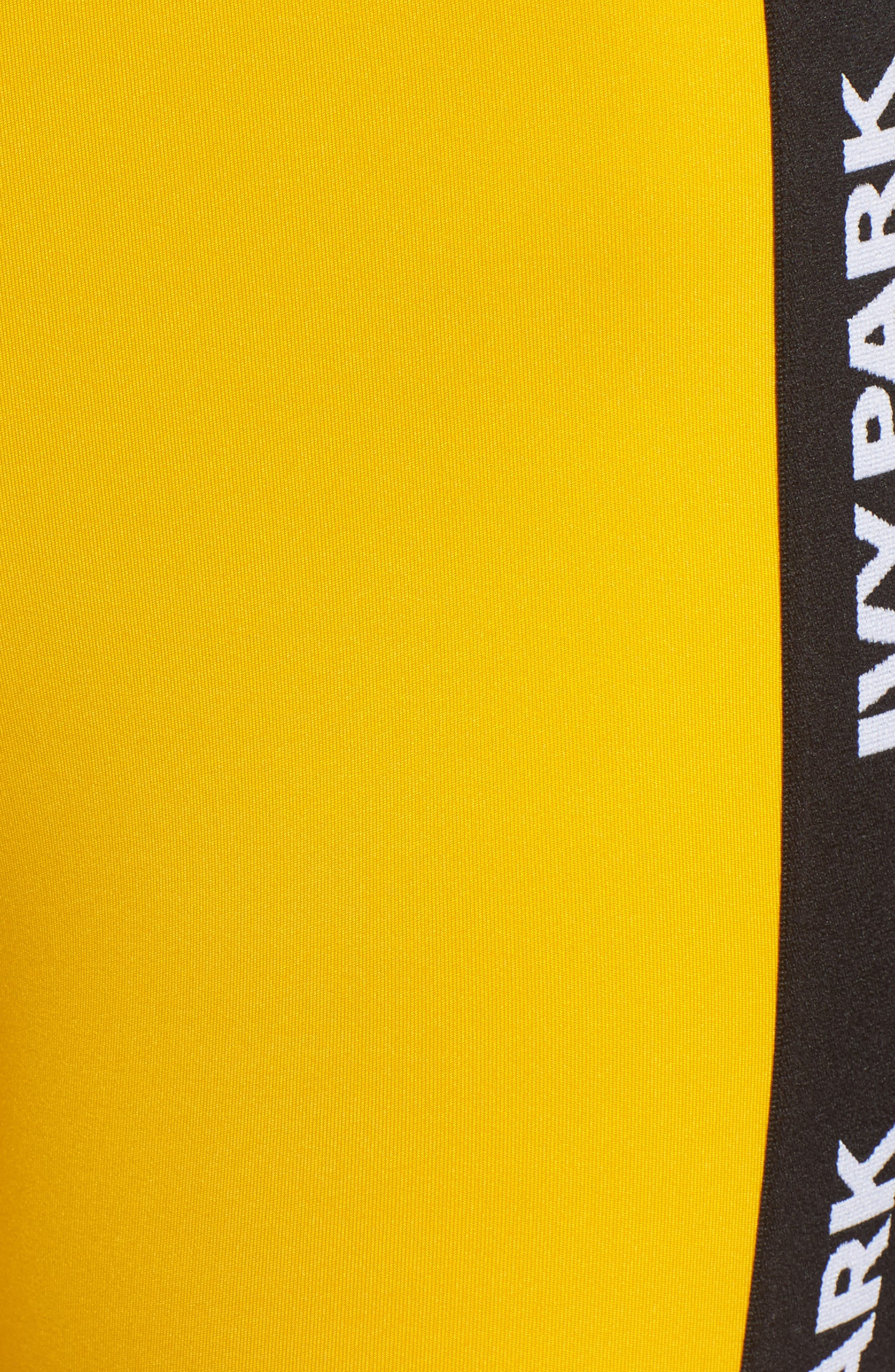 Alternate Image 6  - IVY PARK® Logo Elastic Leggings