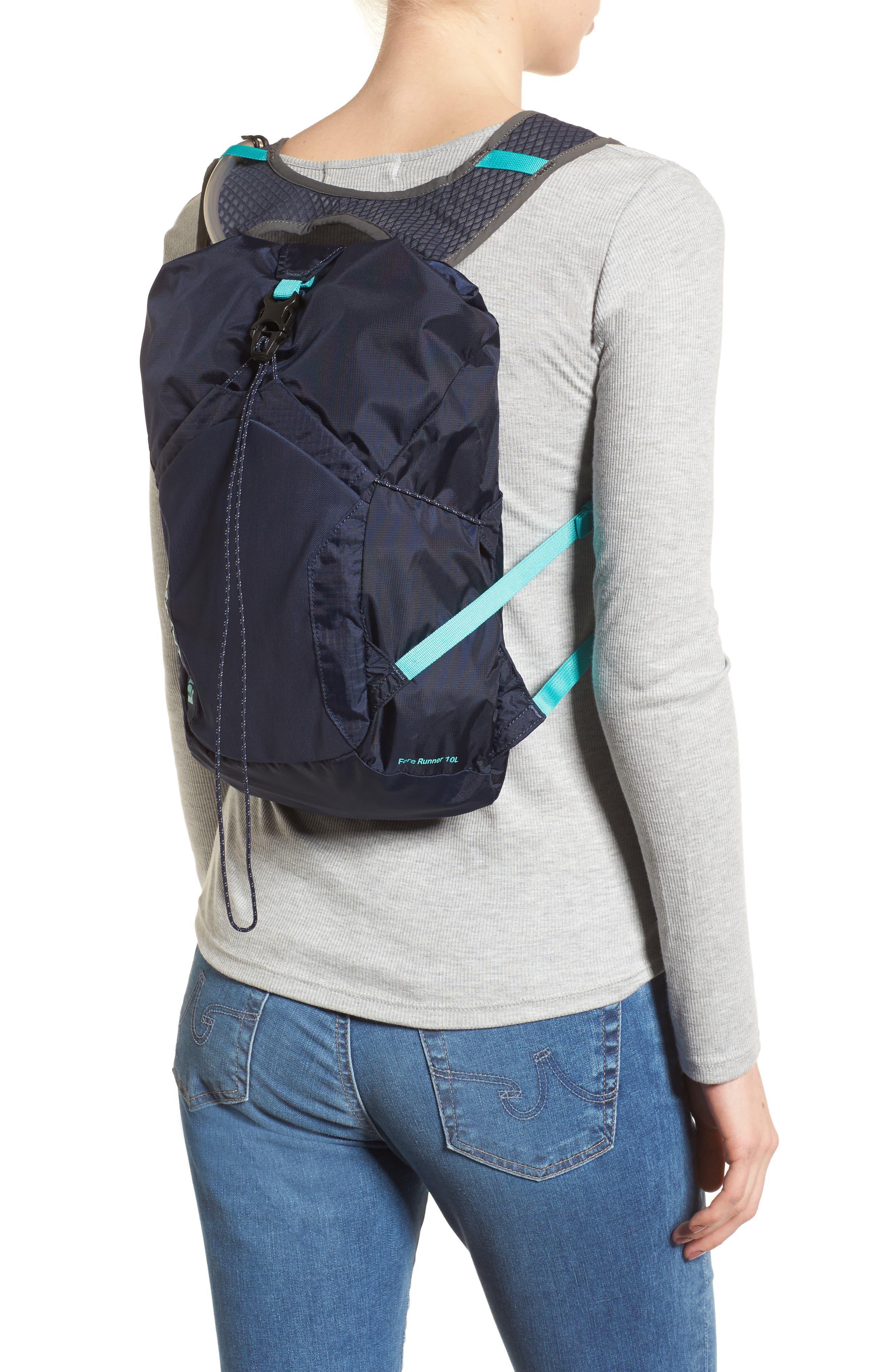 Fore Runner Vest 10L,                             Alternate thumbnail 2, color,                             Navy Blue W/ Strait Blue
