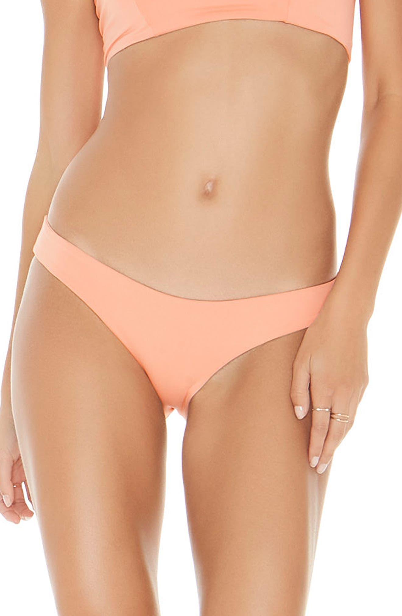 Alternate Image 1 Selected - L Space Sandy Classic Bikini Bottoms